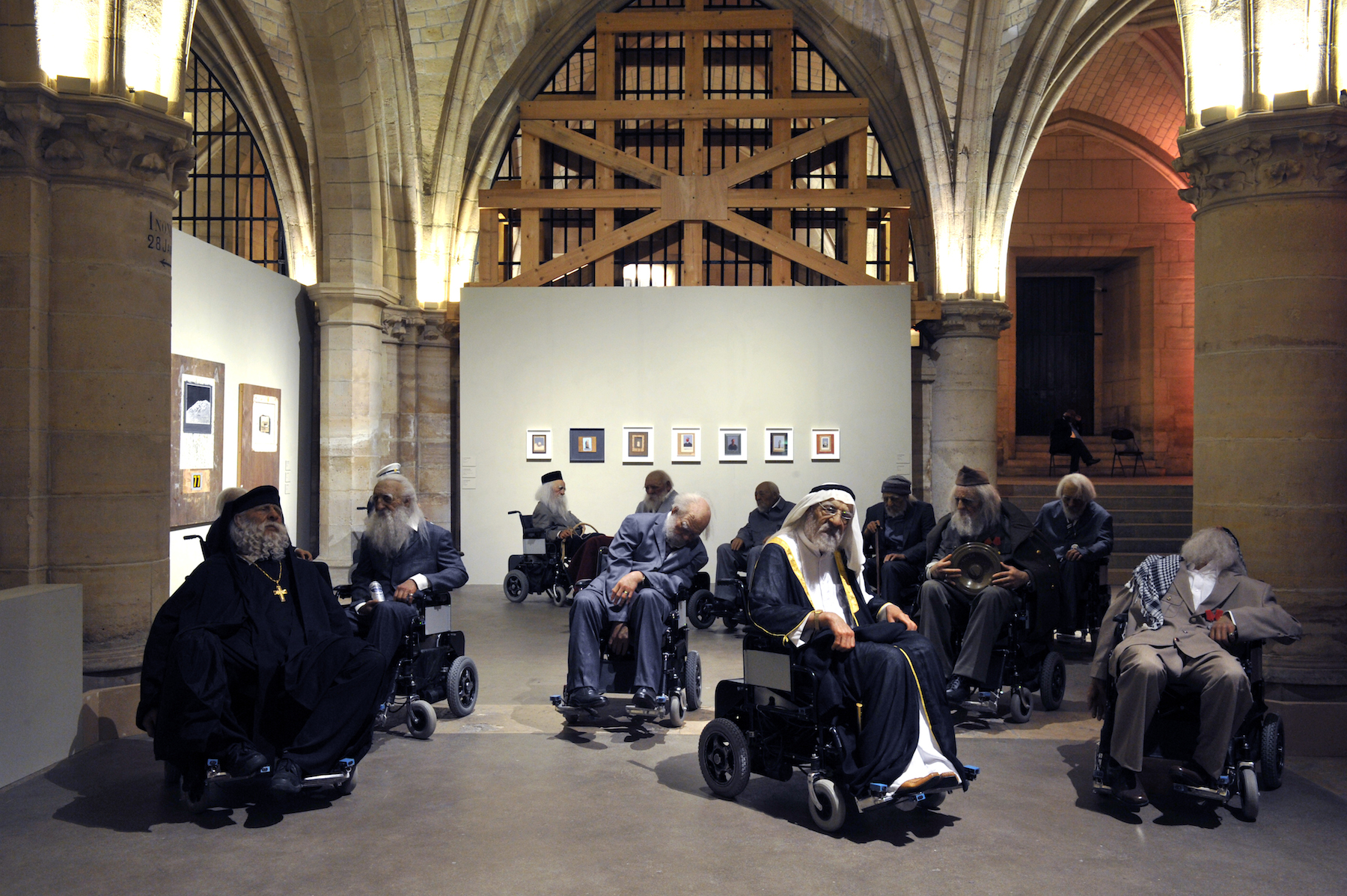 A Triple Tour : exposition à la Conciergerie de Paris