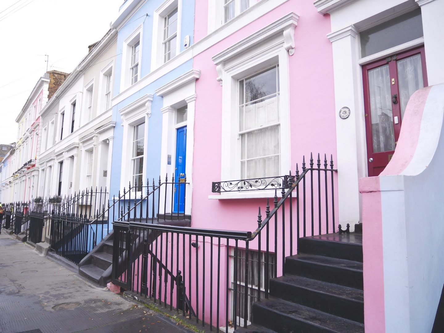 Visiter le quartier de Notting Hill à Londres