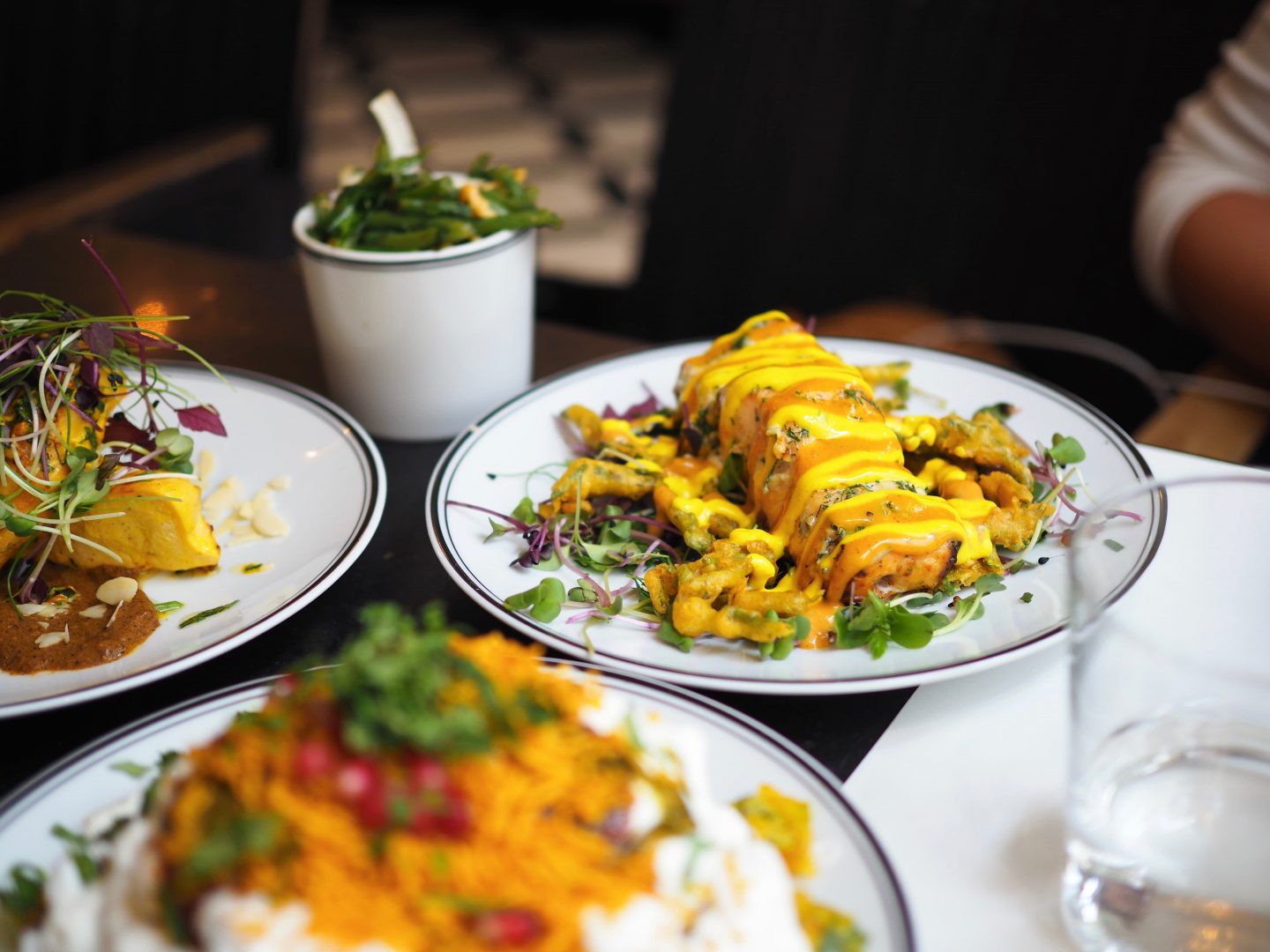 Desi Road, restaurant gastronomique indien à Paris