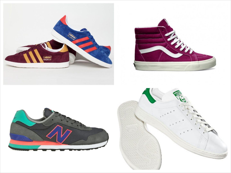 Les sneakers : it-shoes de 2014 ?