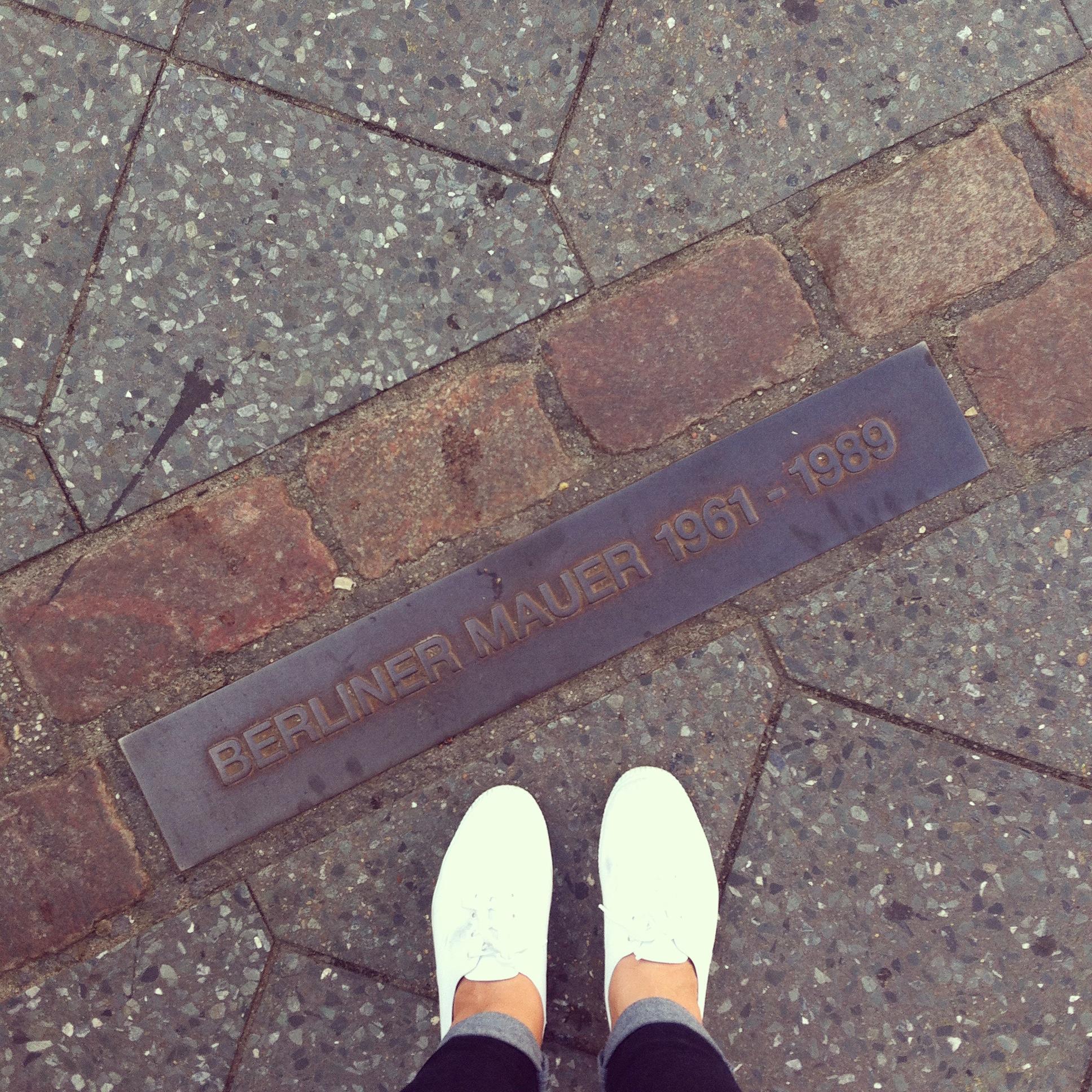 A Berlin, sneakers aux pieds obligatoires !