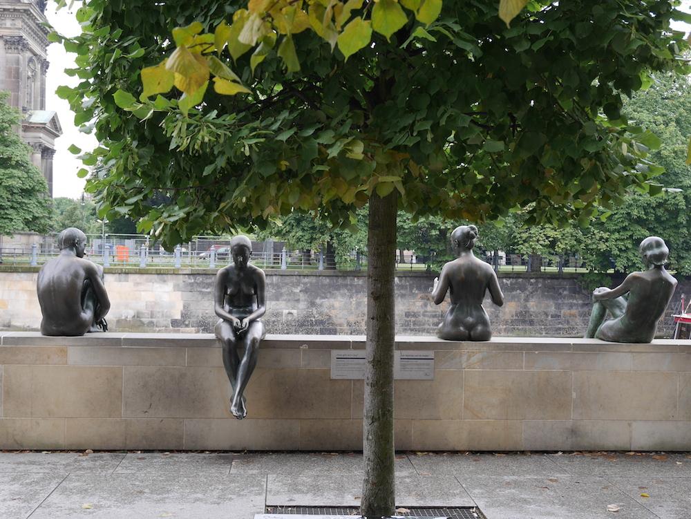 L'art est au coeur de Berlin