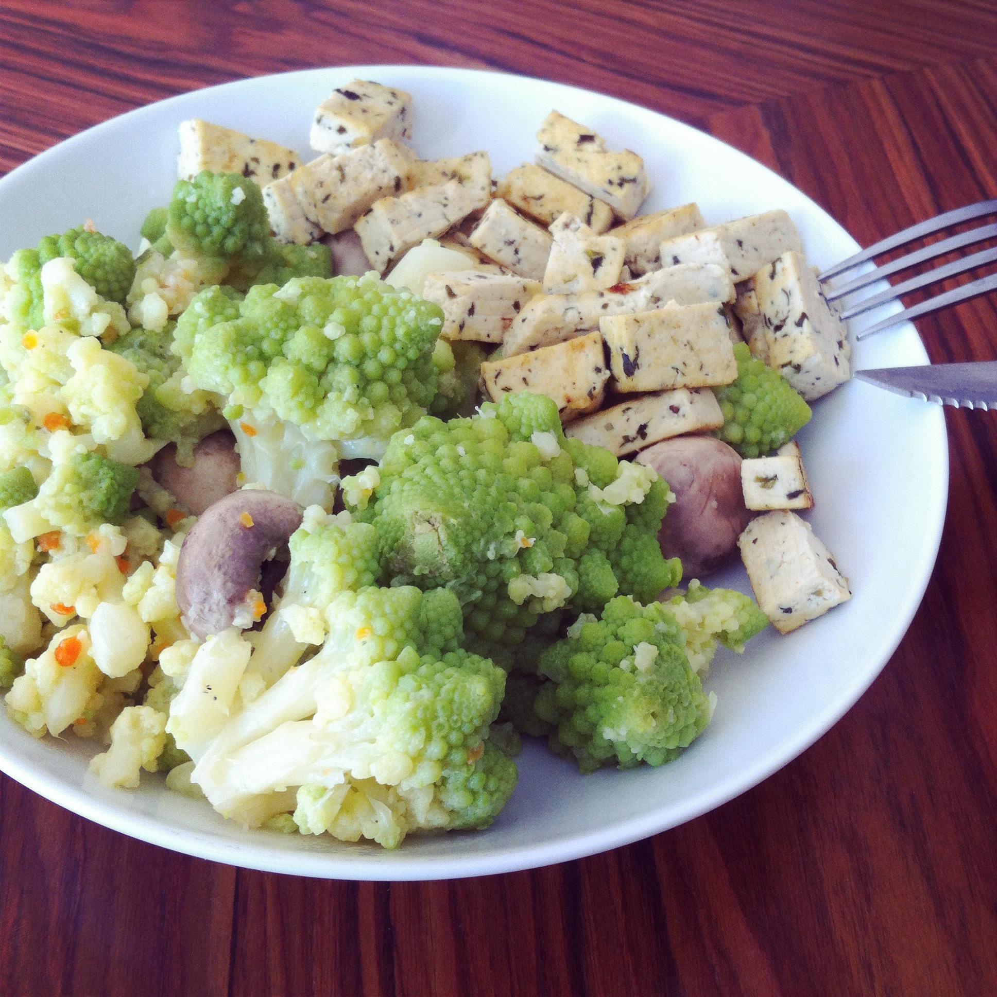 Recette légumes