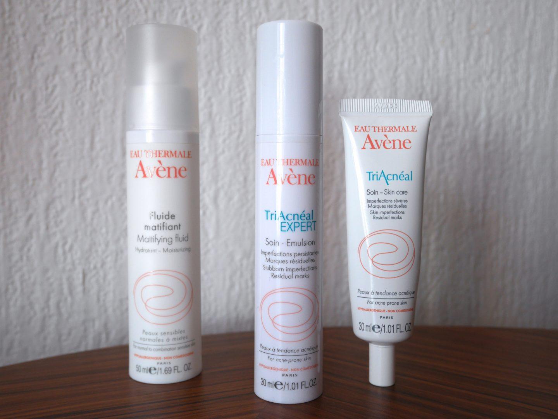 TriAcnéal Expert Emulsion d'Avène : test et avis