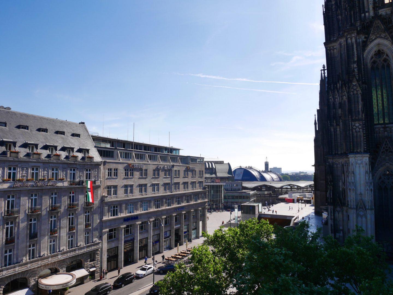 Un week-end à Cologne avec Thalys