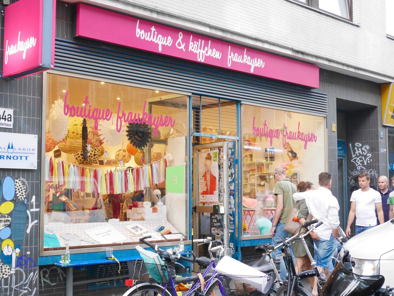 Le Bloc 2015, festival de mode et de design à Cologne