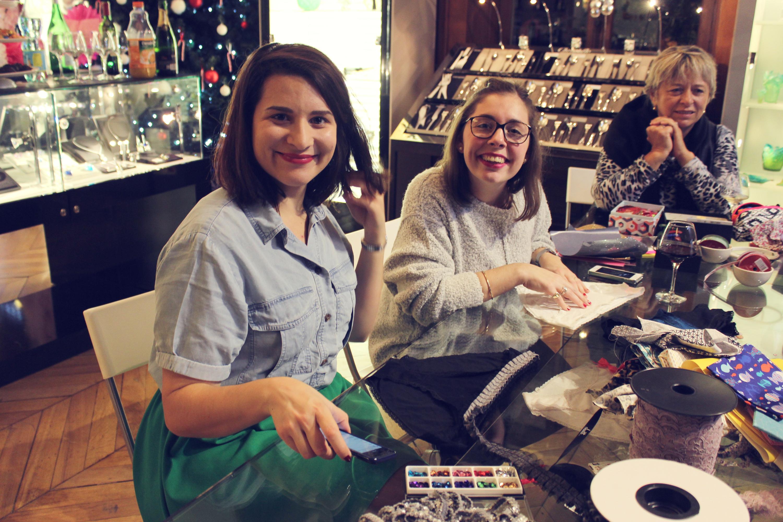 DIY Lingerie Mademoiselle Modeuse Bordeaux