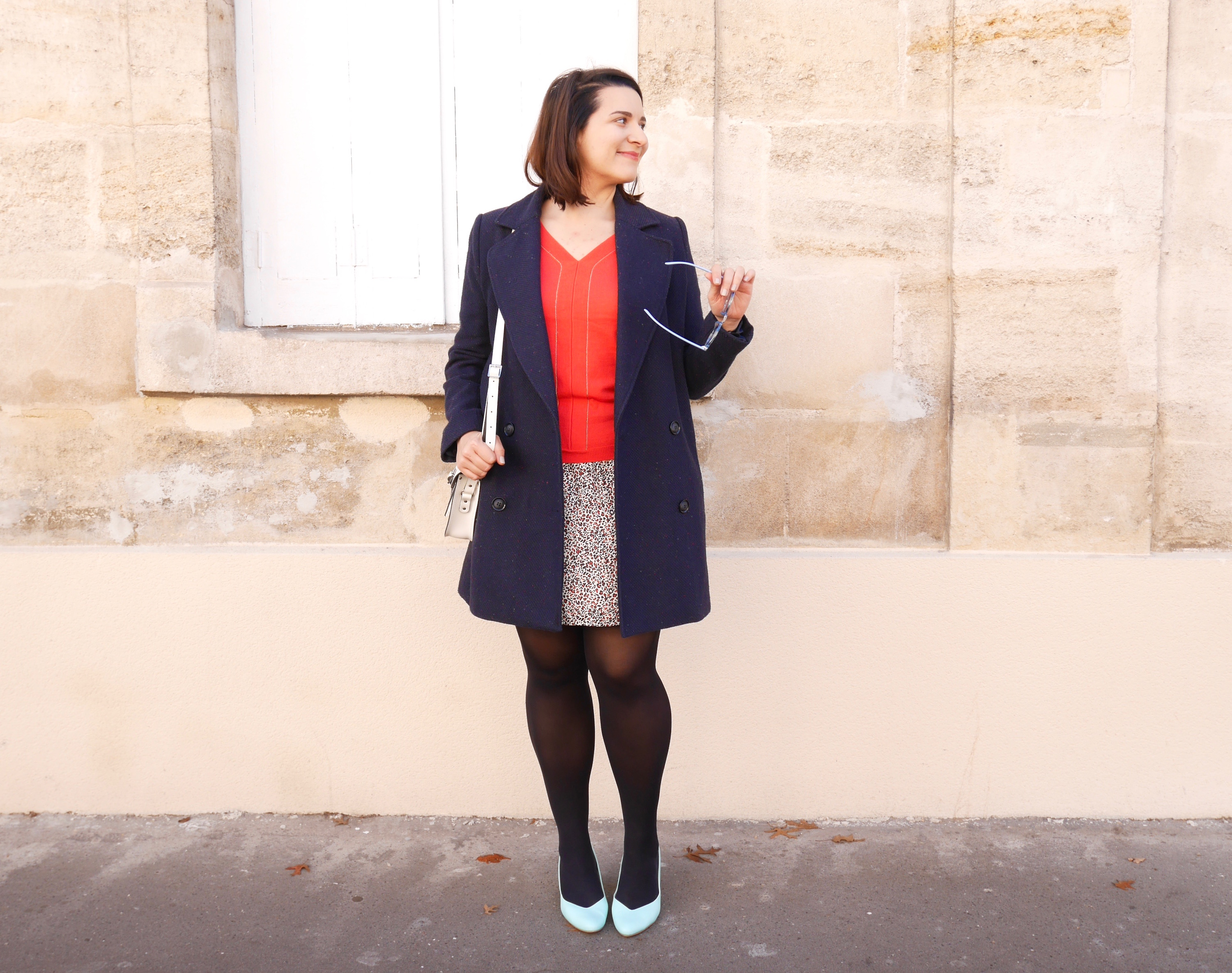 Mademoiselle Modeuse DIY blog mode Bordeaux