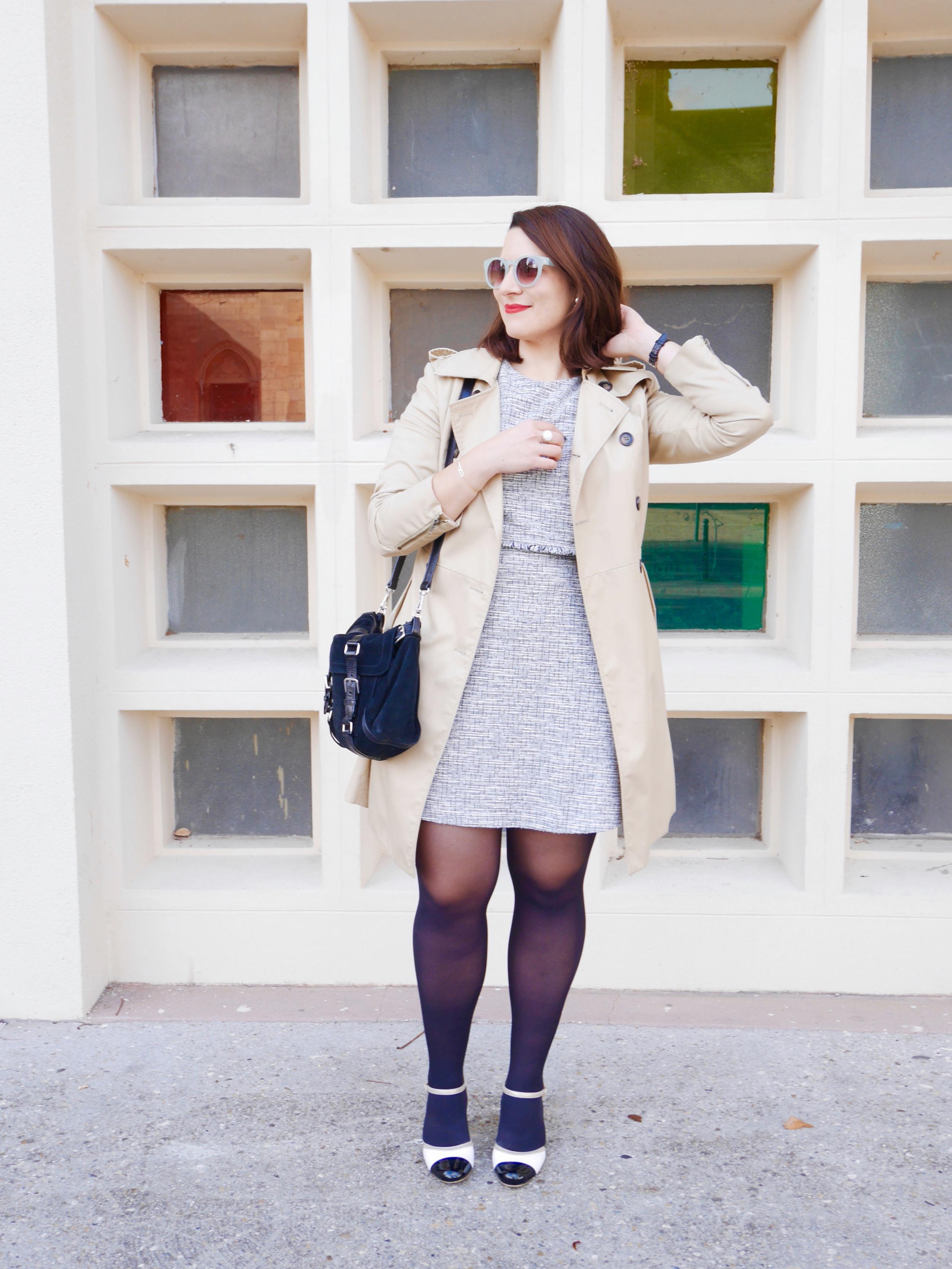 Mademoiselle Modeuse Louv blog mode Bordeaux