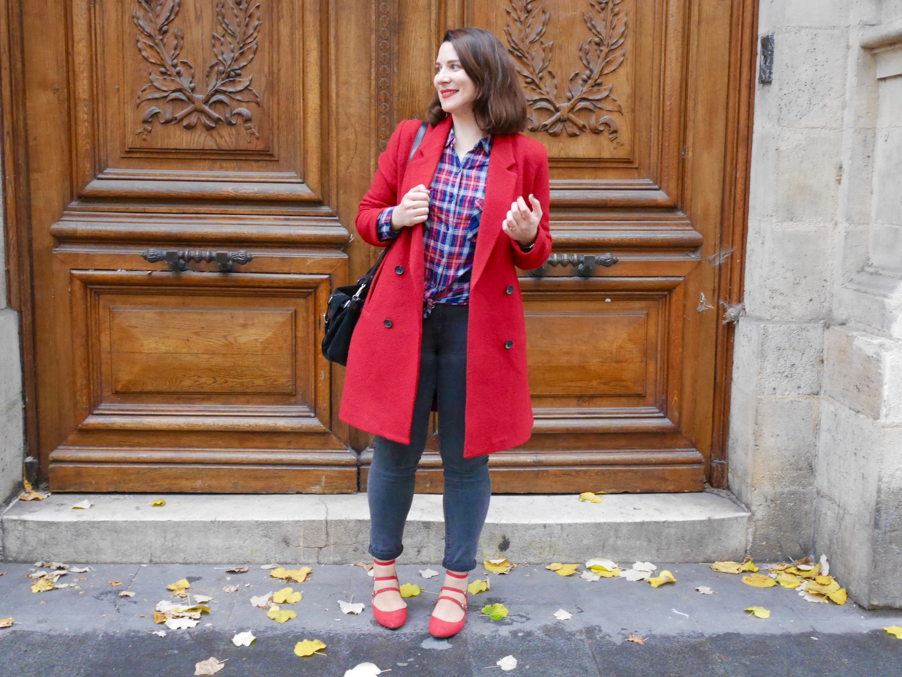 oiselle Modeuse blog mode Bordeaux