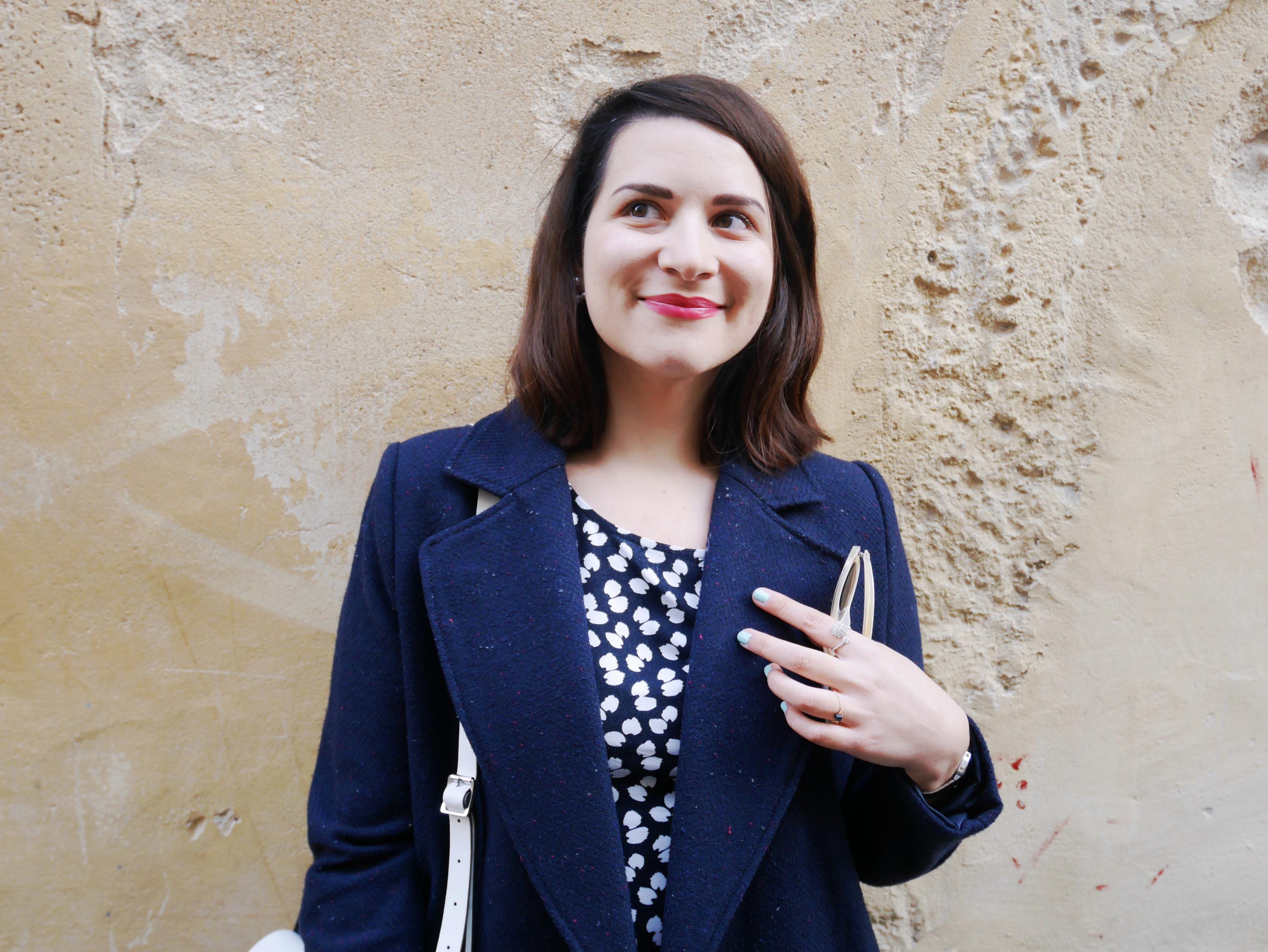 oiselle Modes look chaussettes paillettes blog mode Bordeaux