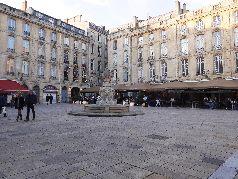 Parlement by Alex Salon de thé Bordeaux
