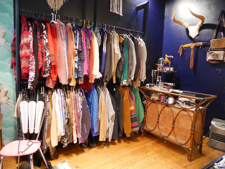 Blue Madone, nouvelle boutique vintage à Bordeaux