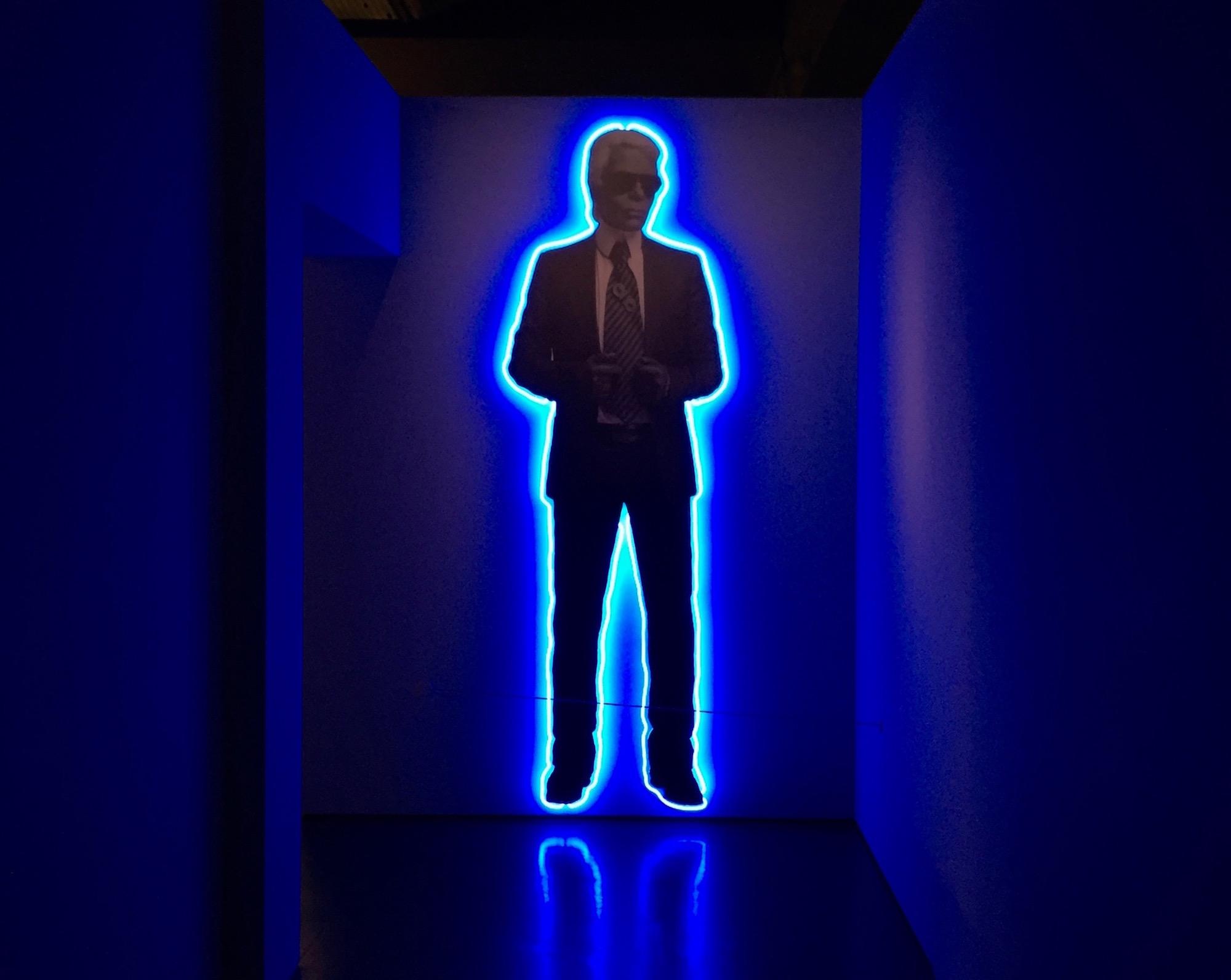 Karl Lagerfeld A Visual Journey Pinacothèque Paris
