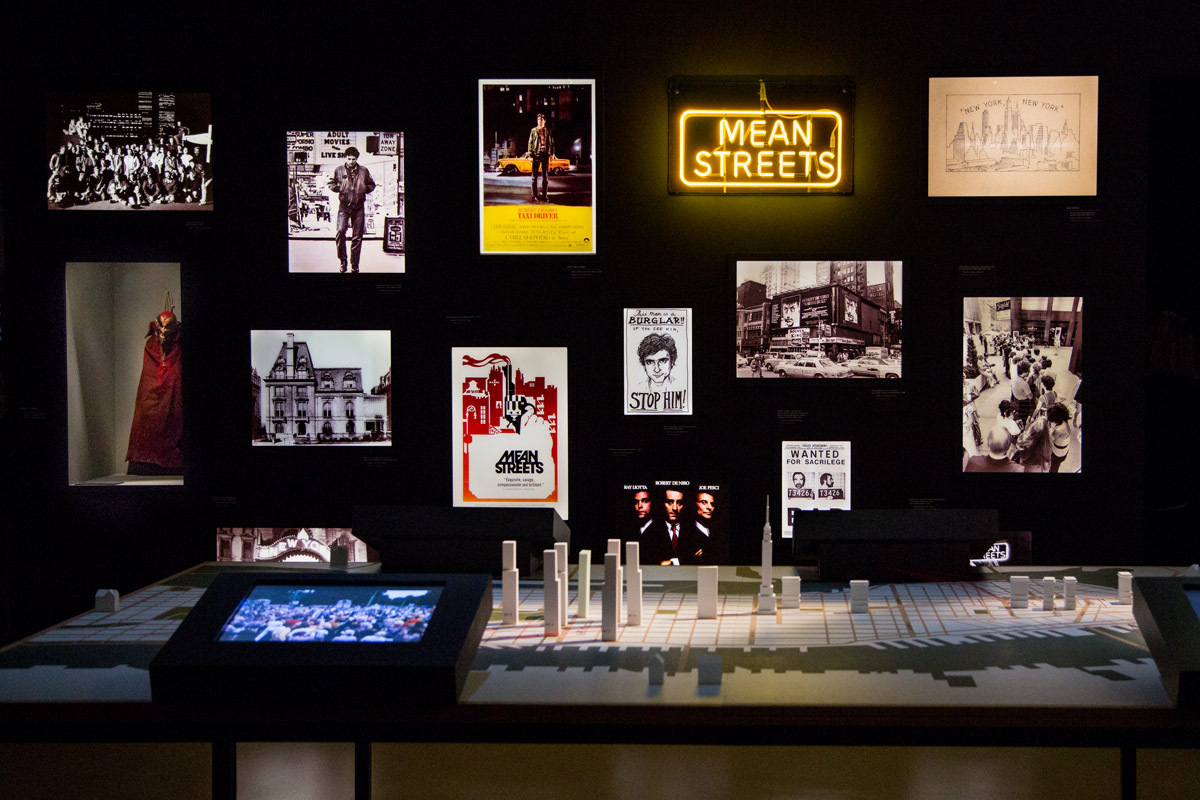 scorsese exposition cinémathèque paris