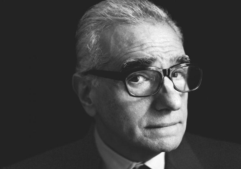 Martin Scorsese © Brigitte Lacombe