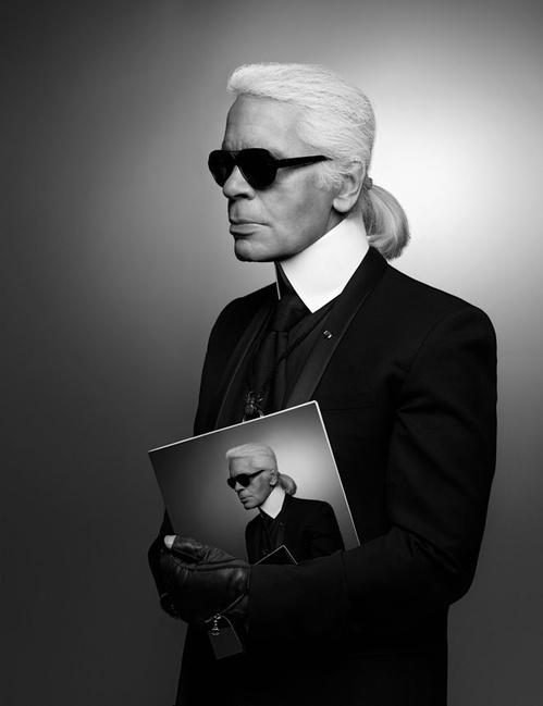Karl Lagerfeld, A Visual Journey | Pinacothèque de Paris