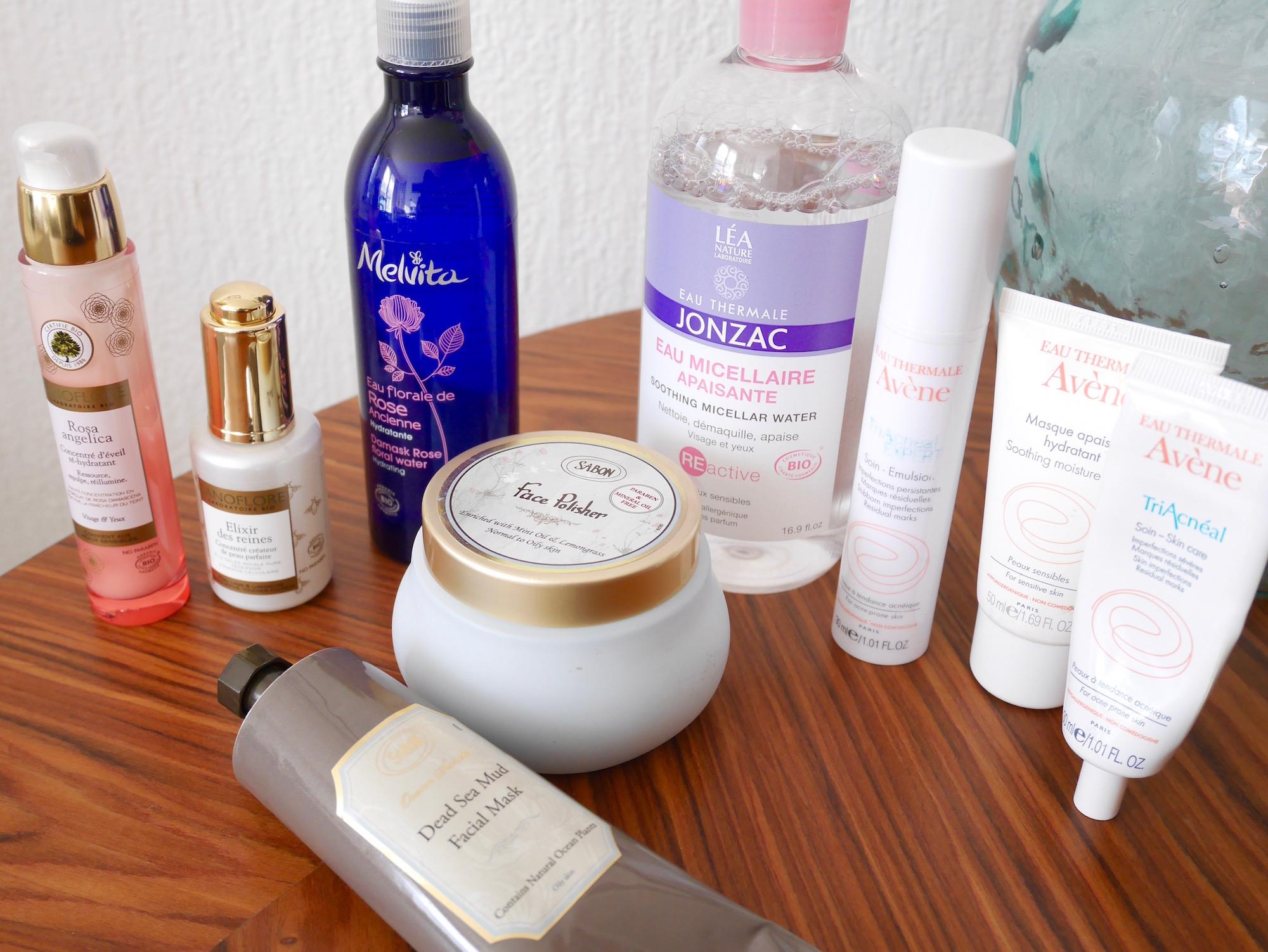 soins acné hormonale
