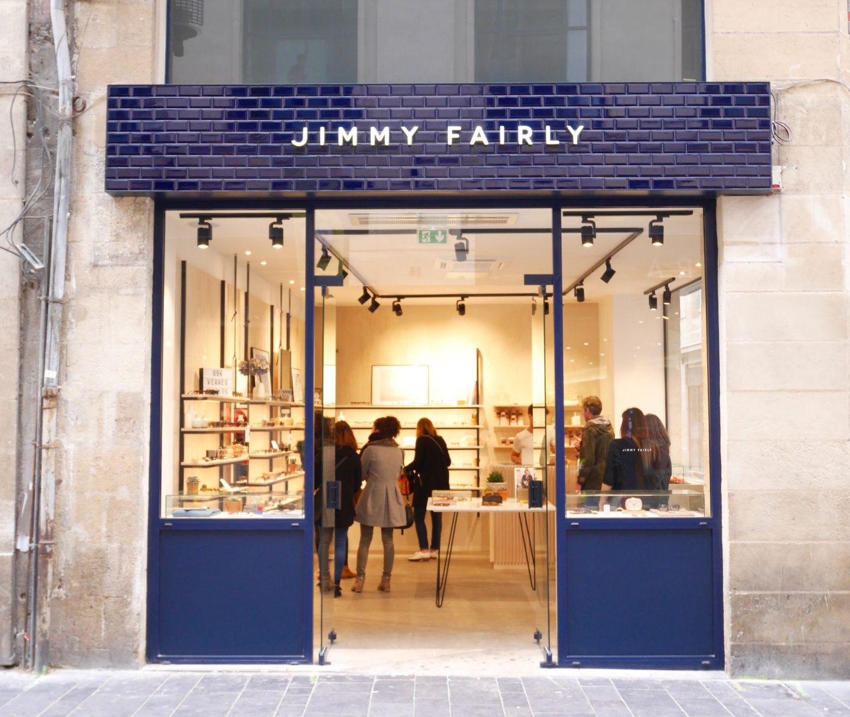 Jimmy Fairly Bordeaux