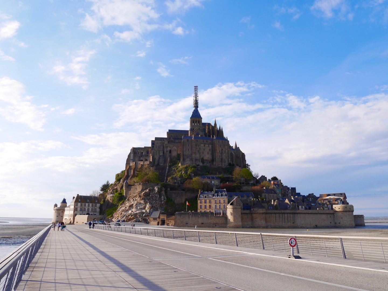 Une nuit chez La Mère Poulard, au coeur du Mont Saint-Michel