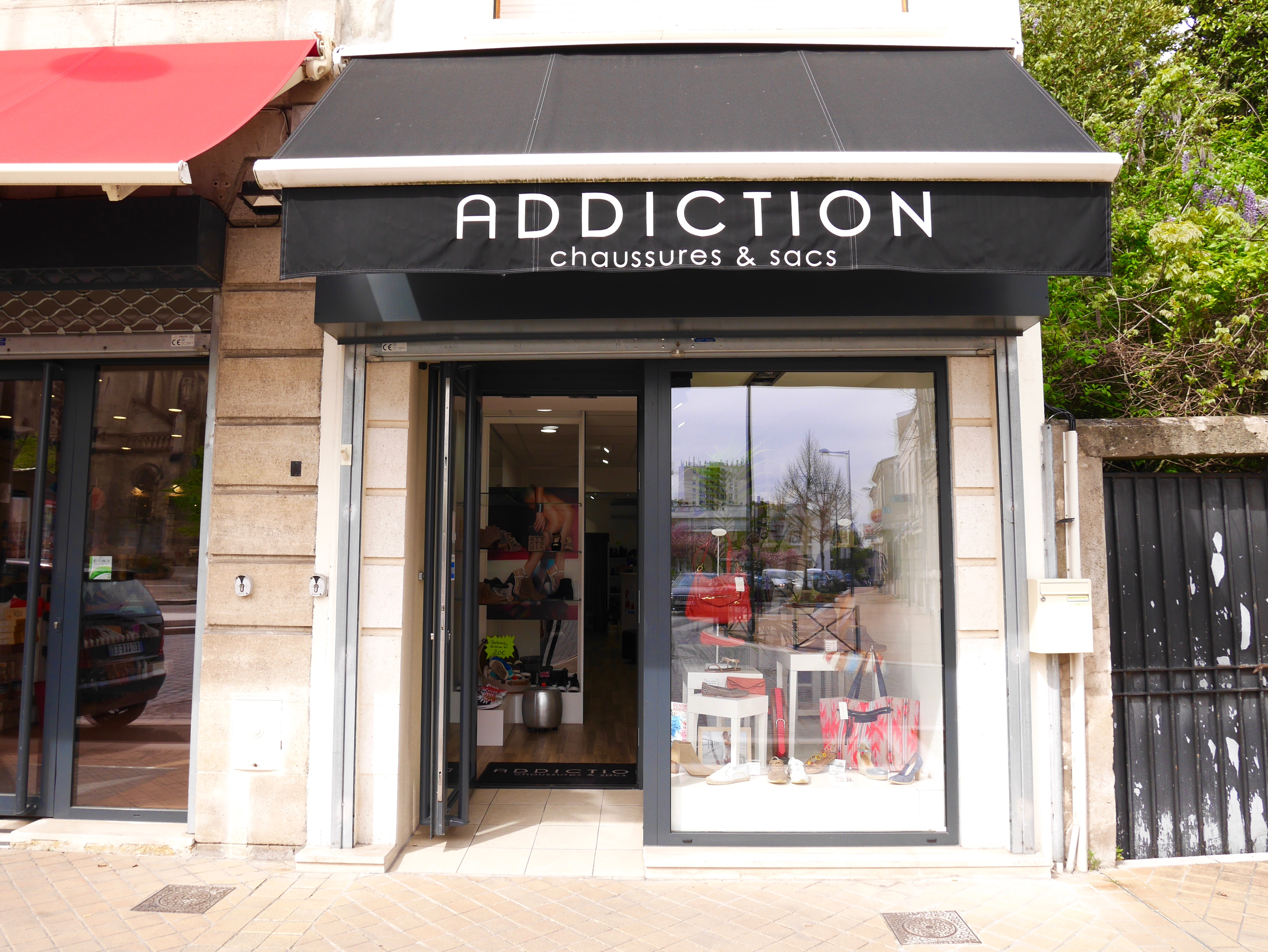 addiction boutique bordeaux caudéran