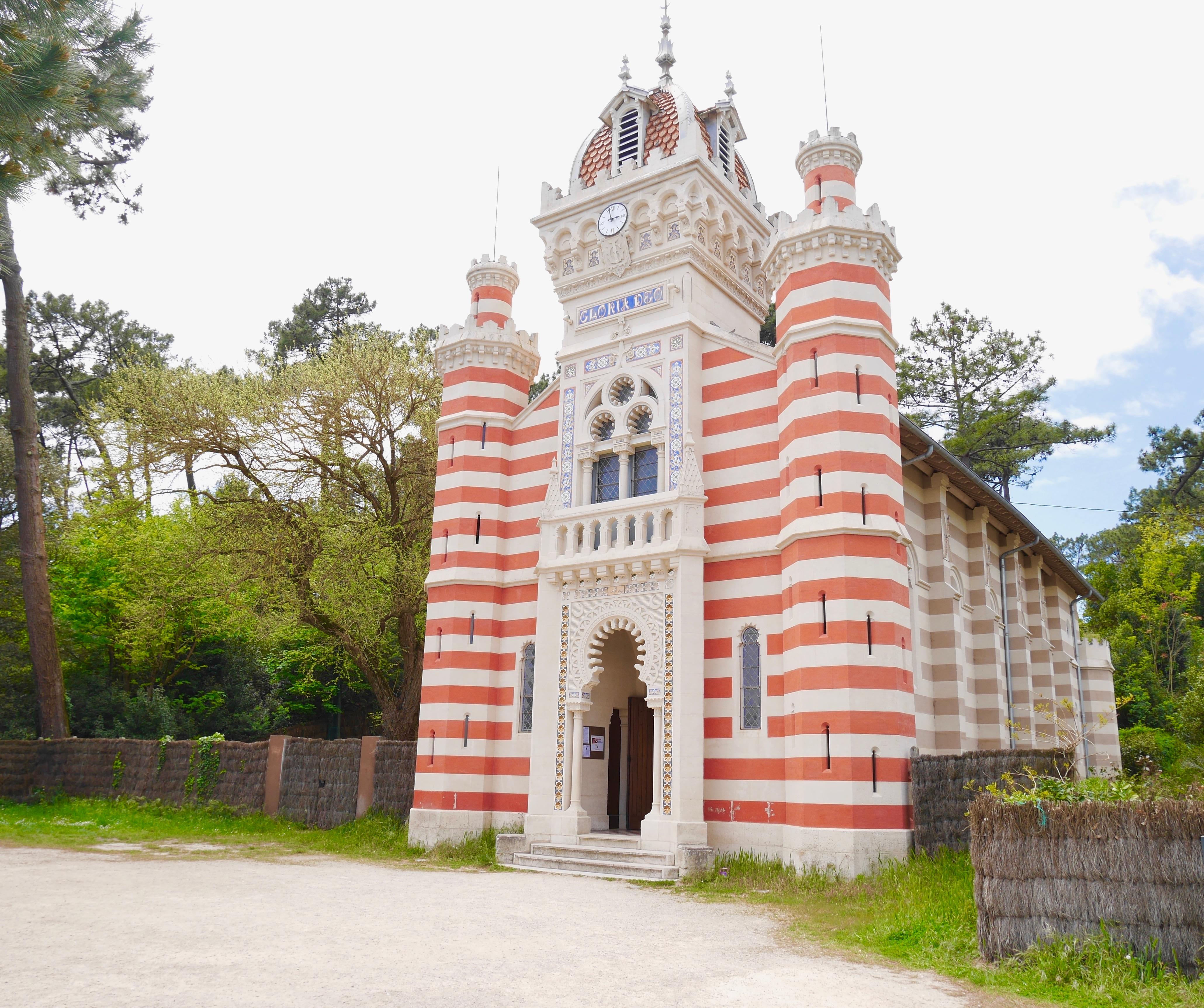 chapelle de la villa algérienne lège-cap-ferret