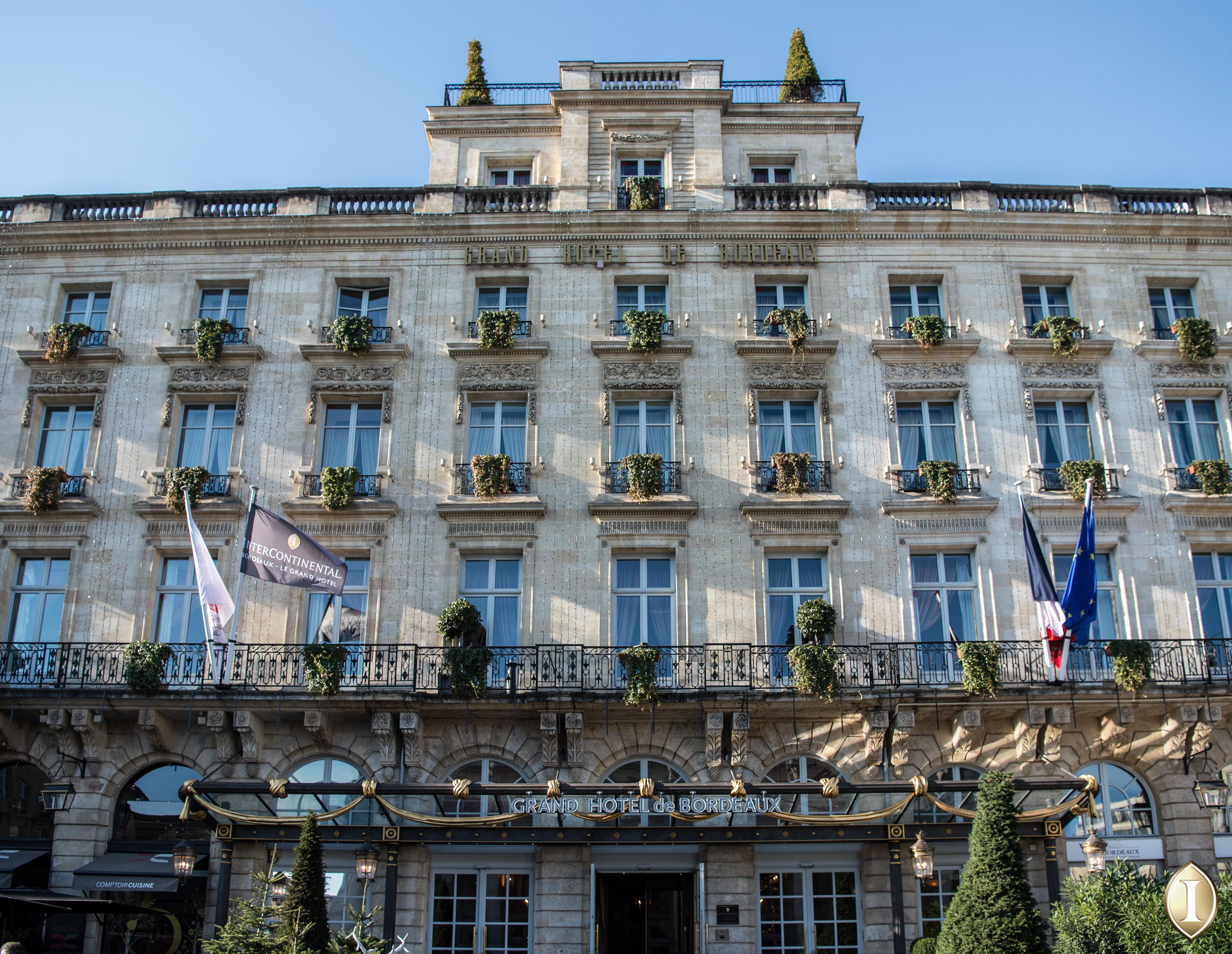 Intercontinental Le grand Hotel Bordeaux