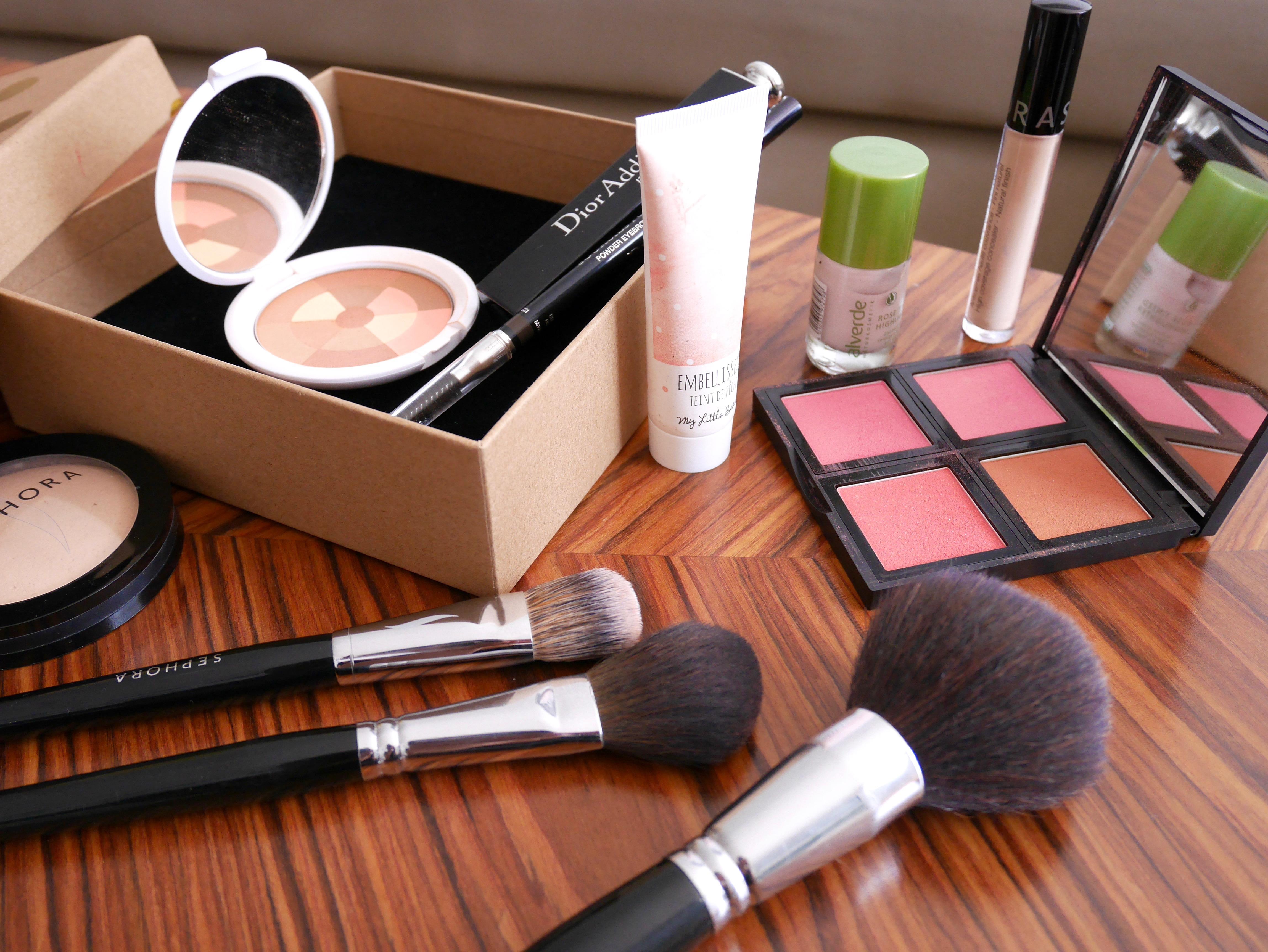 strobing tuto maquillage