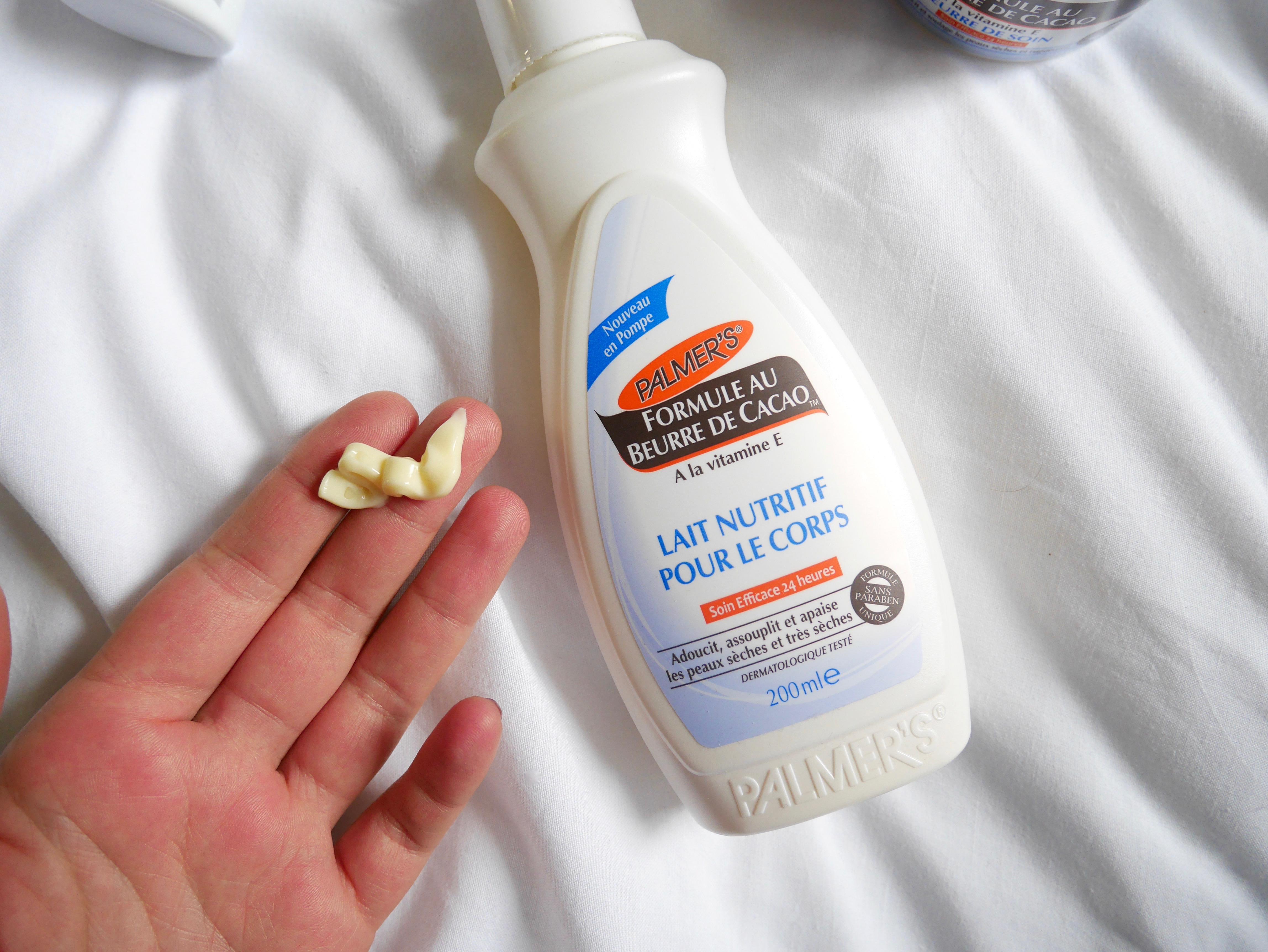 palmer's beurre de cacao