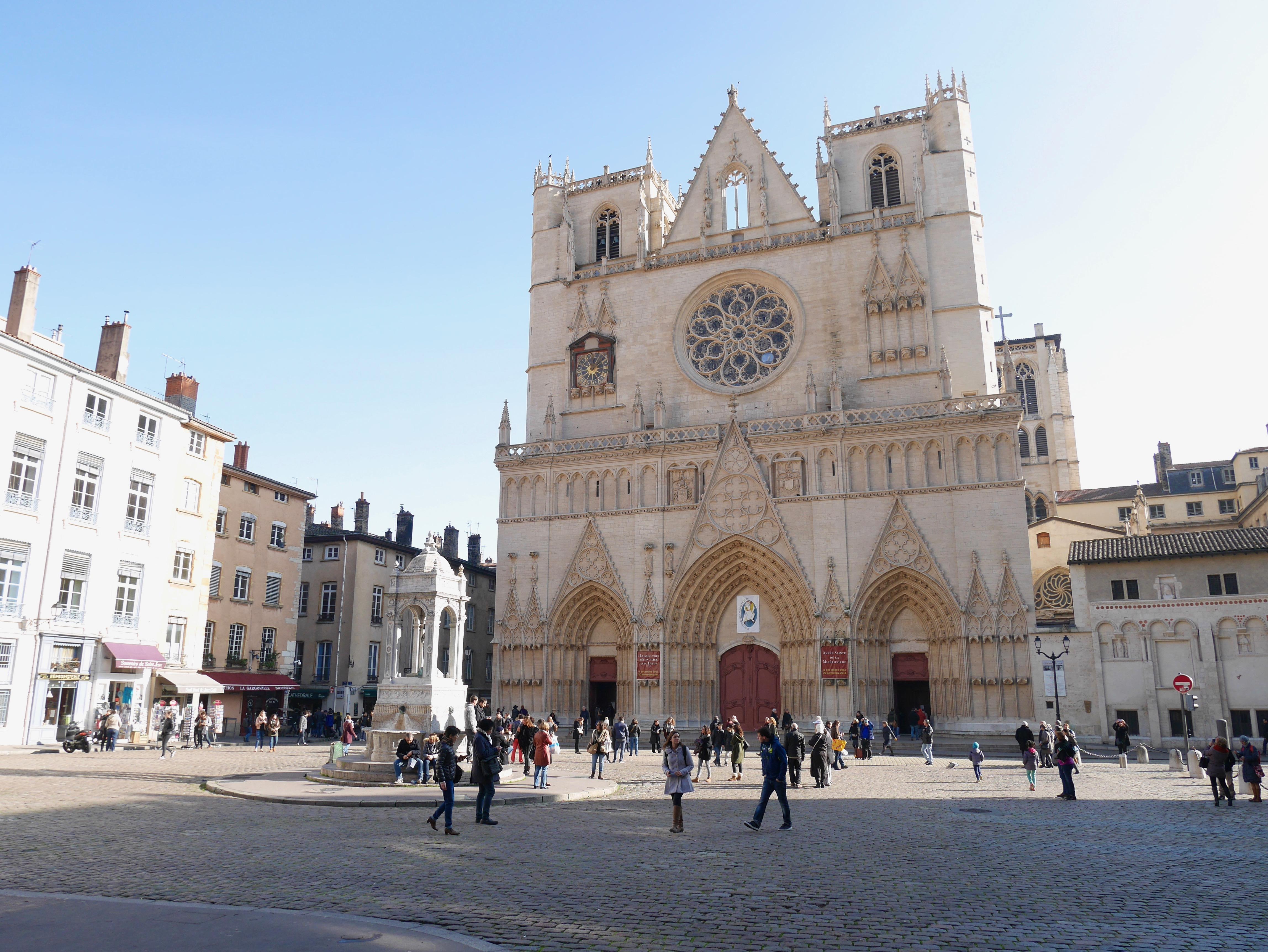 La Cathédrale Saint-Jean de Lyon