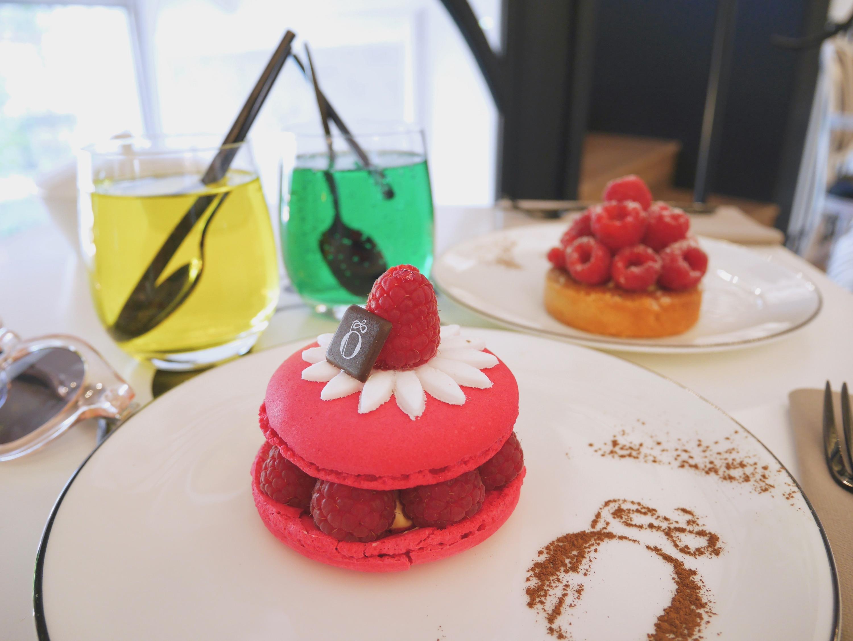salon de thé opéra