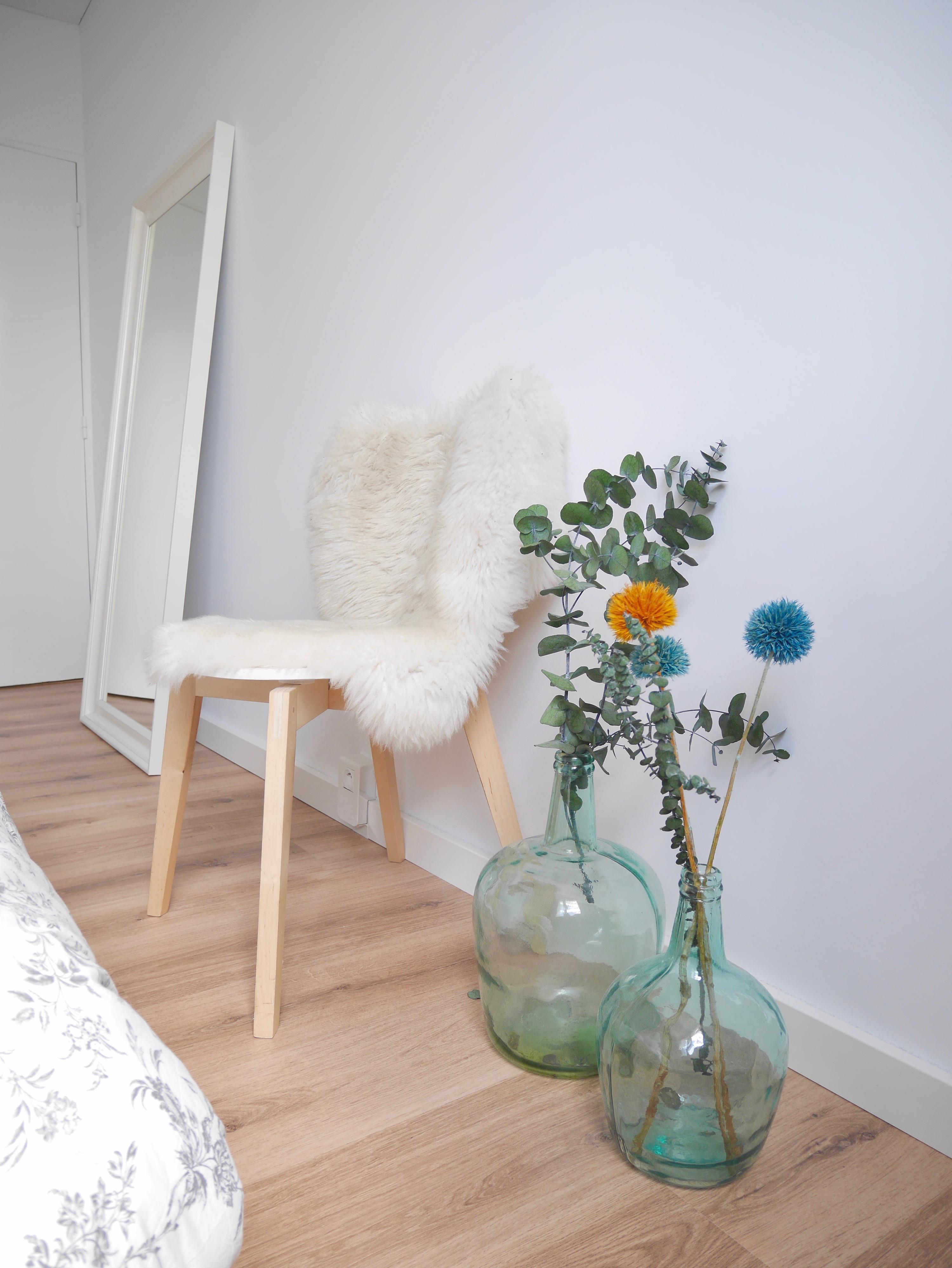 rénovation décoration chambre avant après