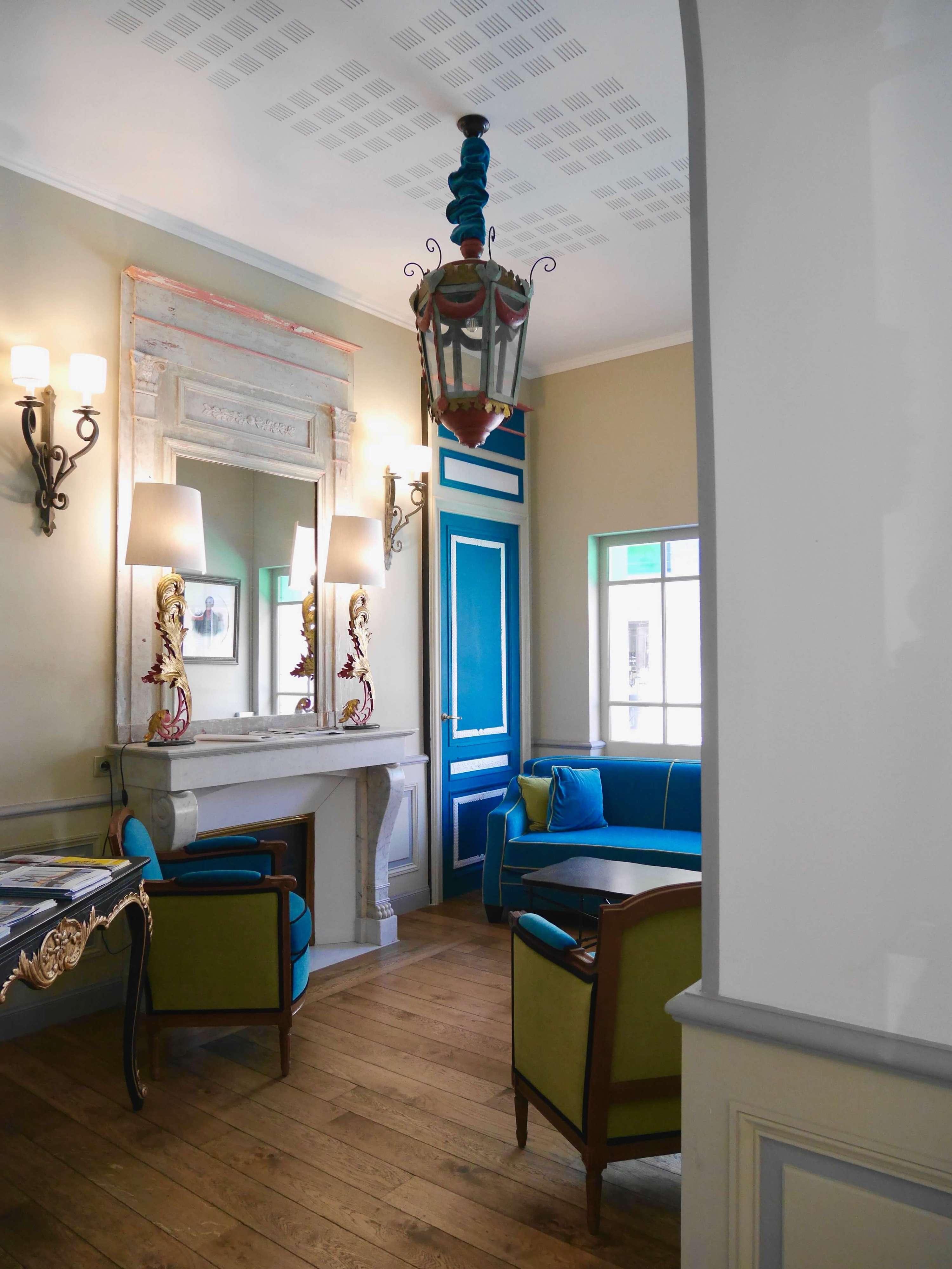 Hotel Villa Lamartine