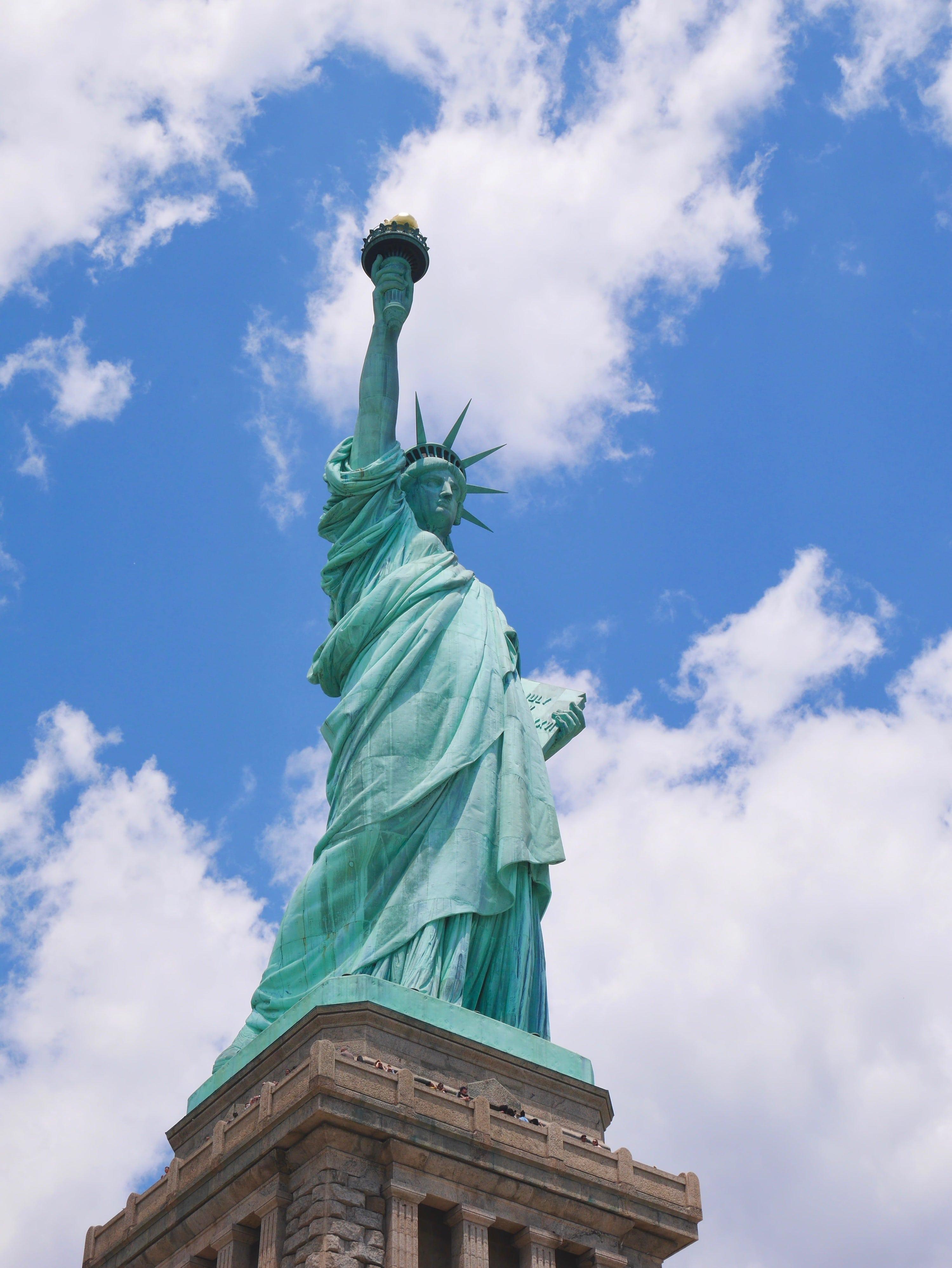 statue de la liberté ellis island