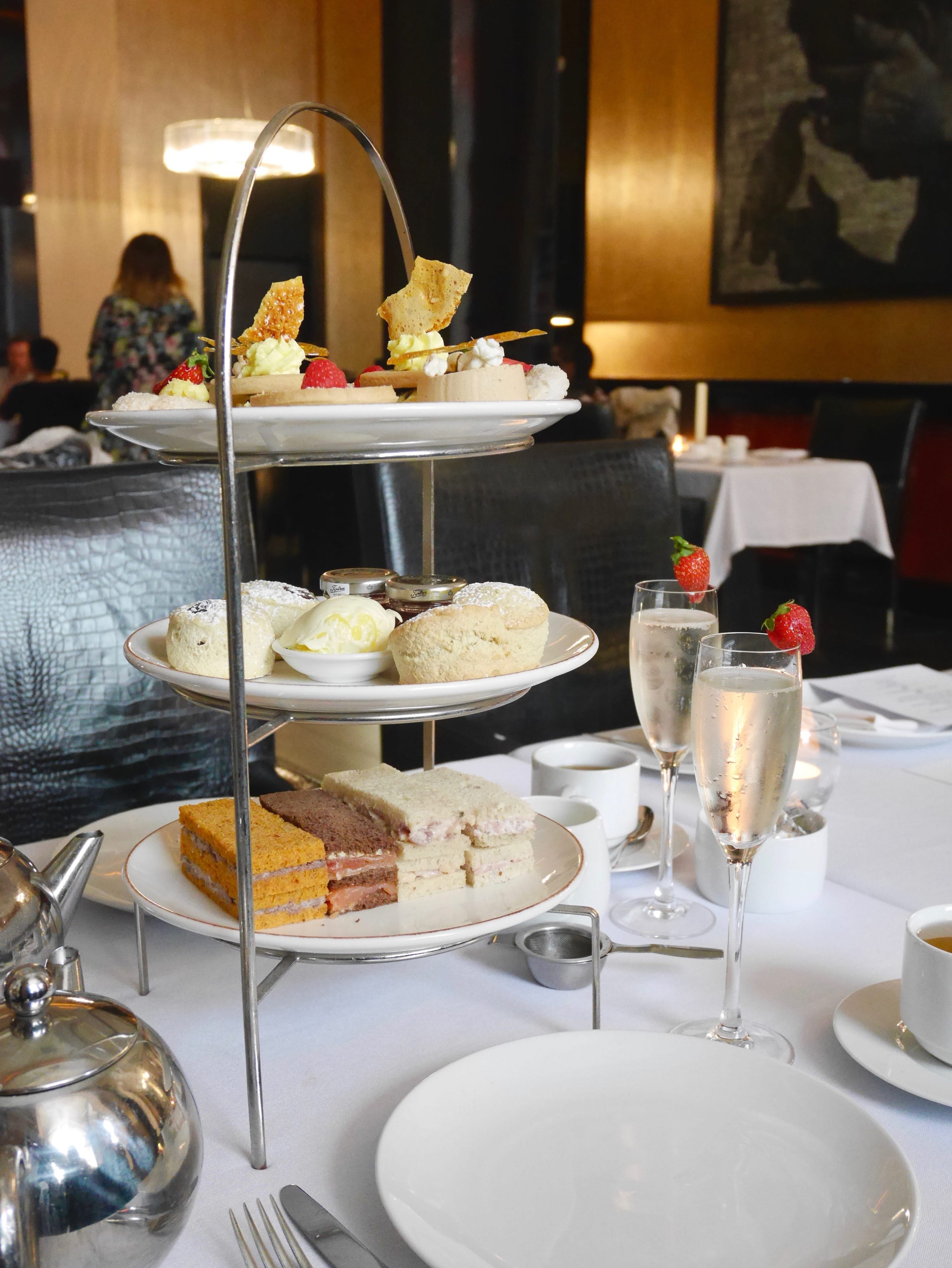 afternoon tea manchester