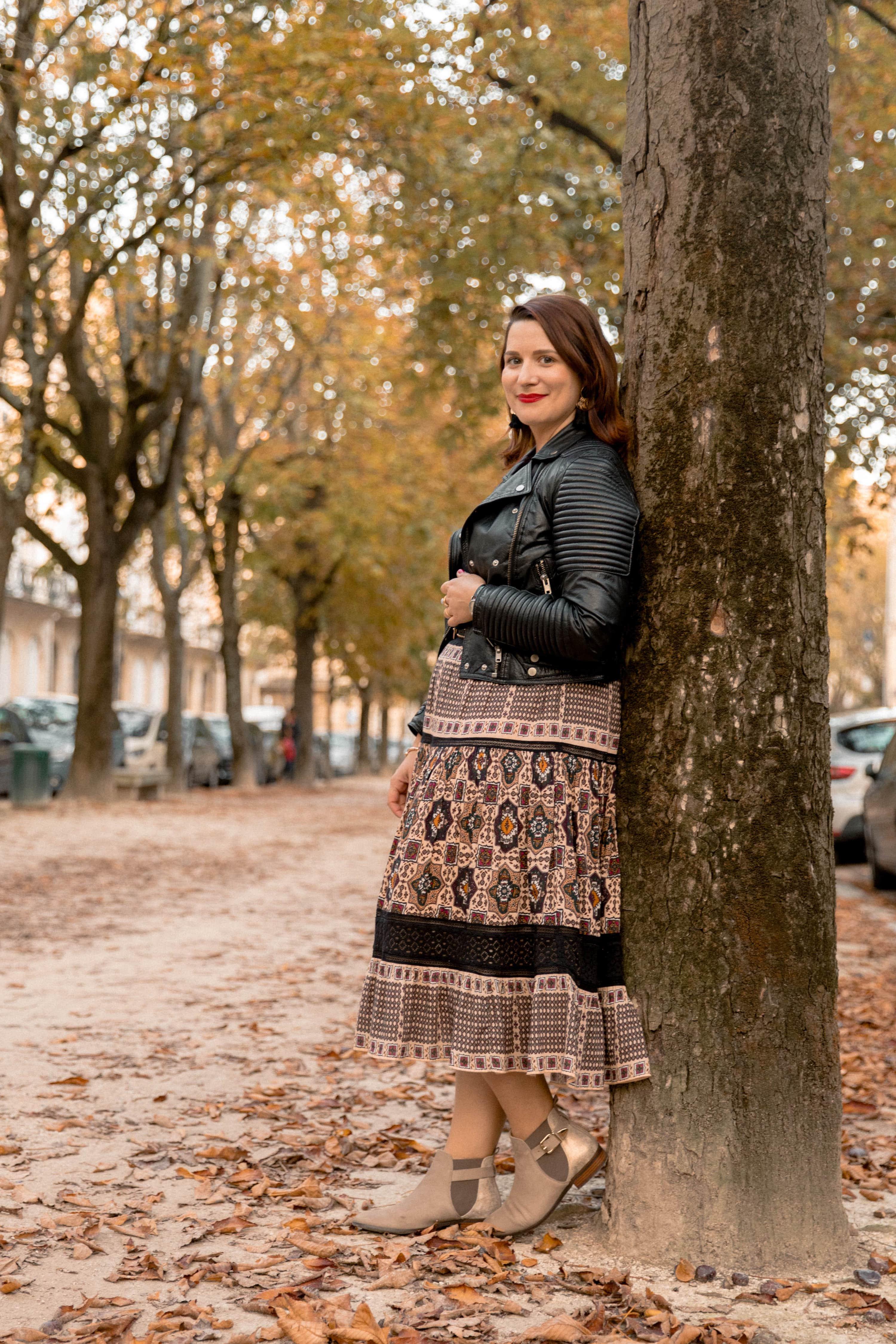 look bohème folk blog