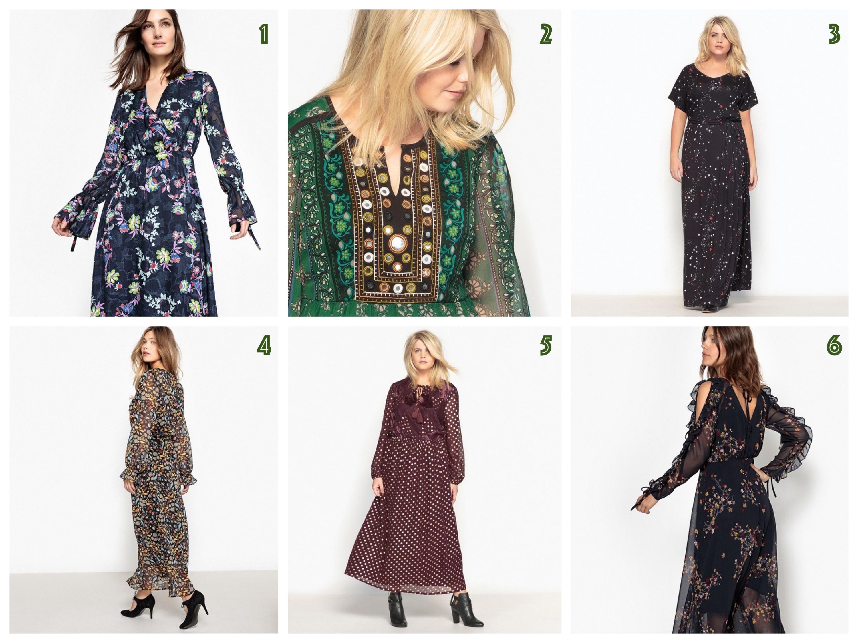 sélection robes longues