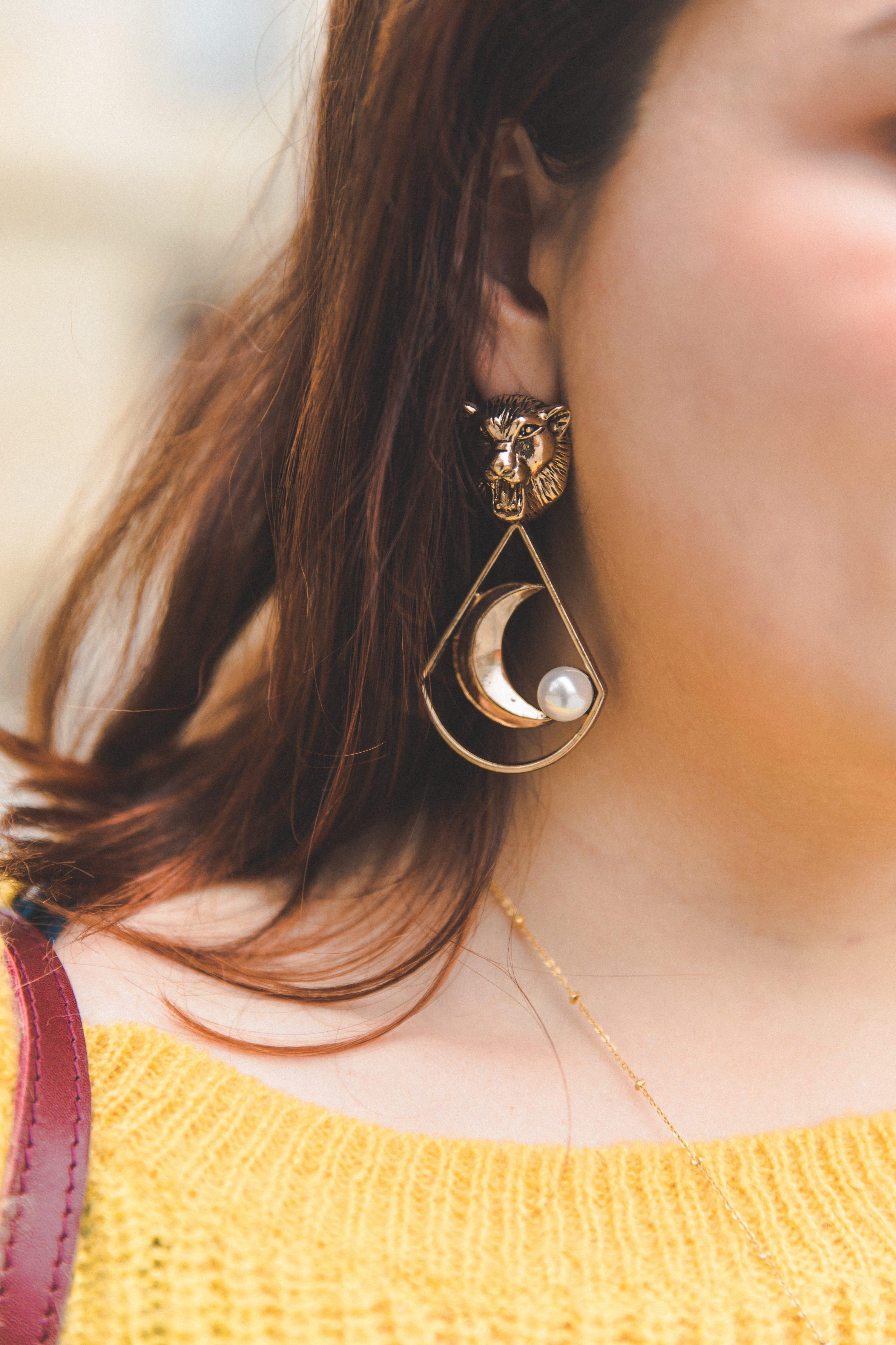 boucles d'oreilles hm
