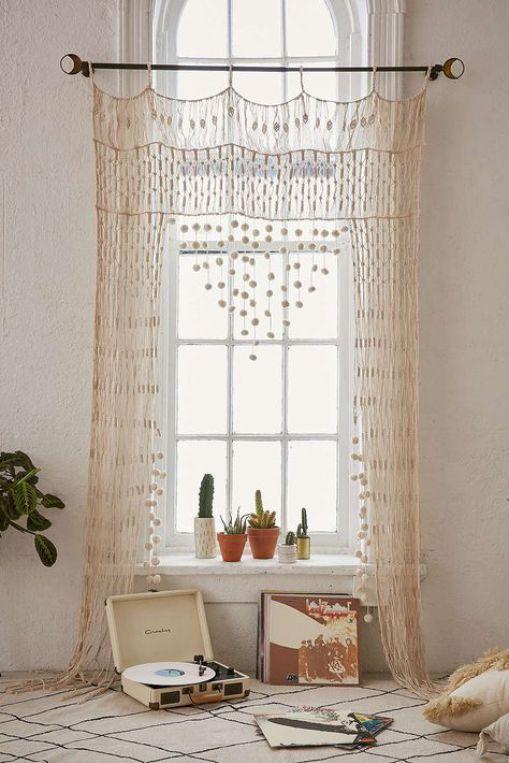 rideaux inspirations décoration