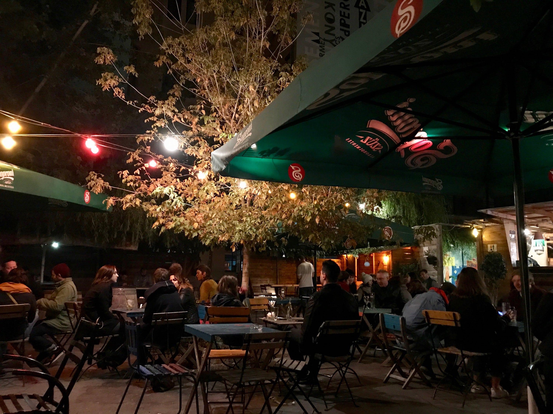 bar de ruines budapest