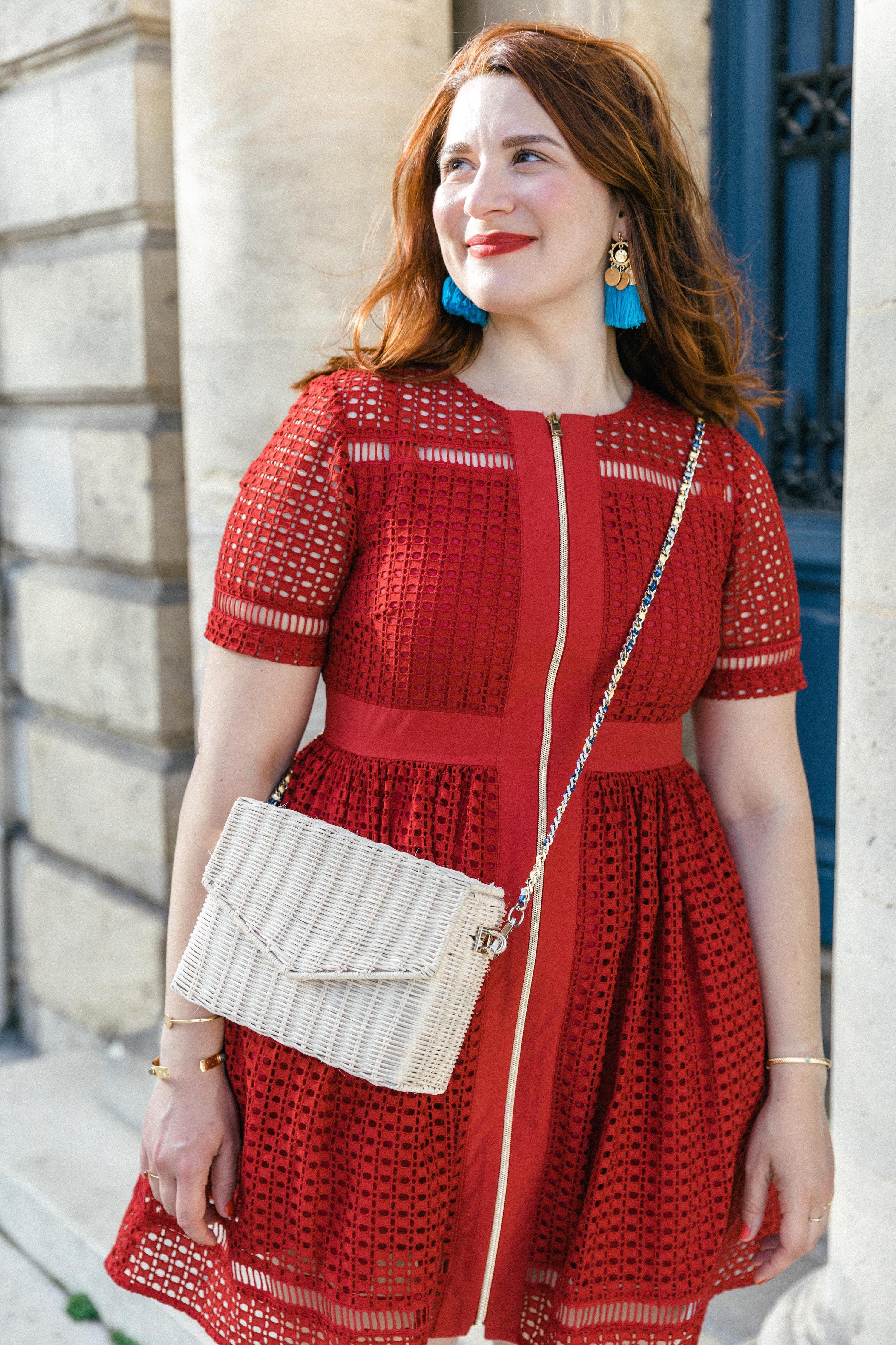 fashion curvy blogger