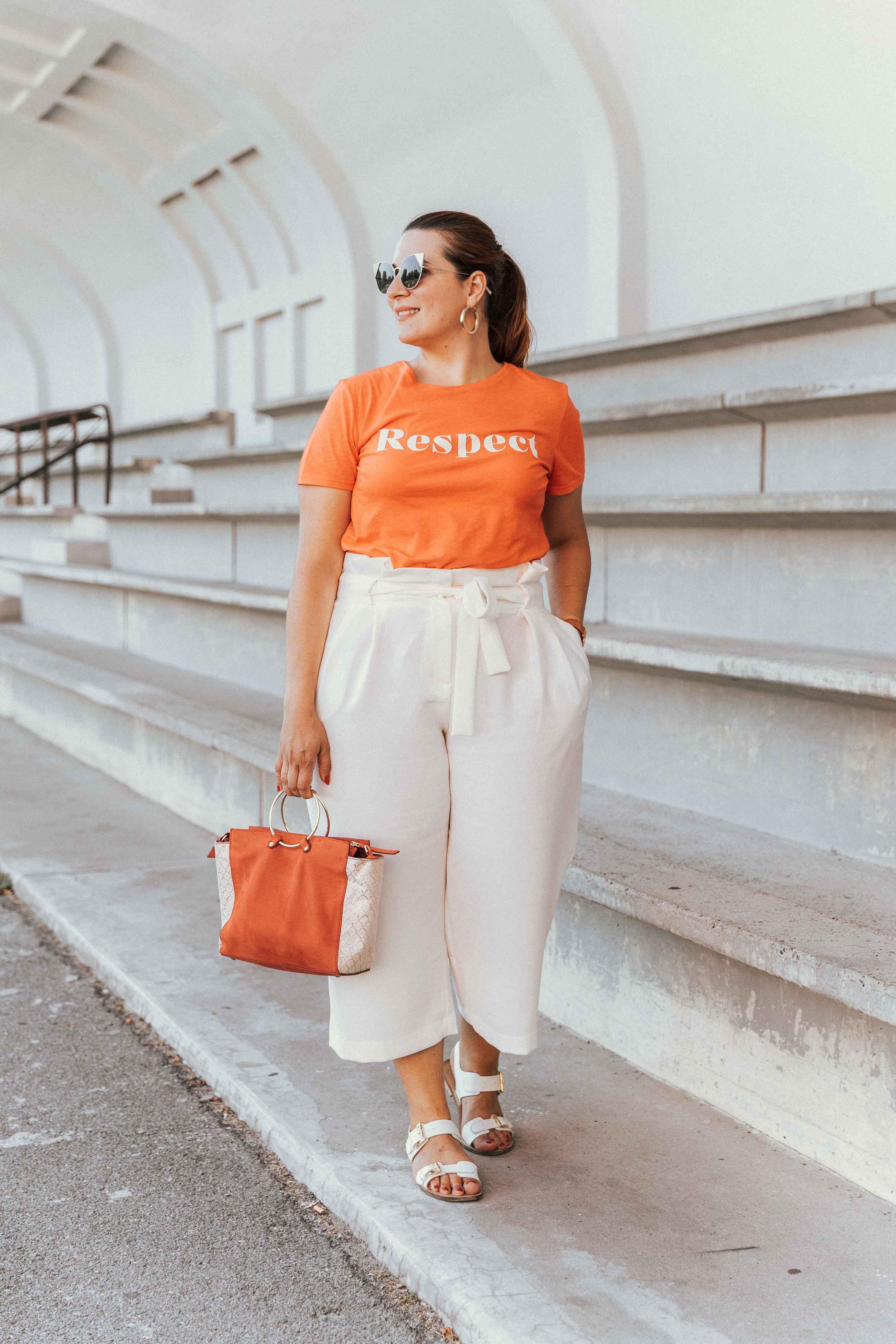 blogueuse mode ronde