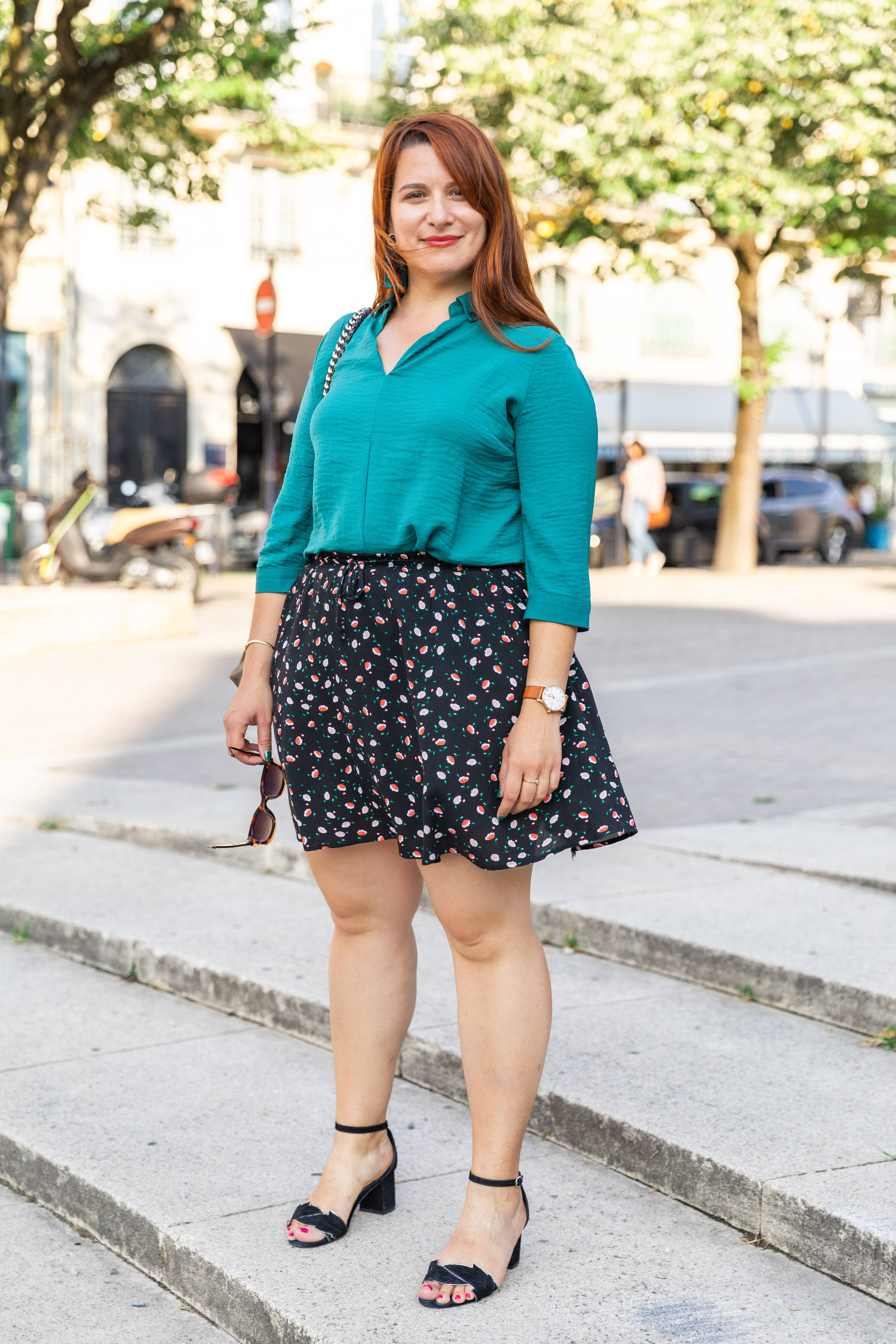 blogueuse mode curvy