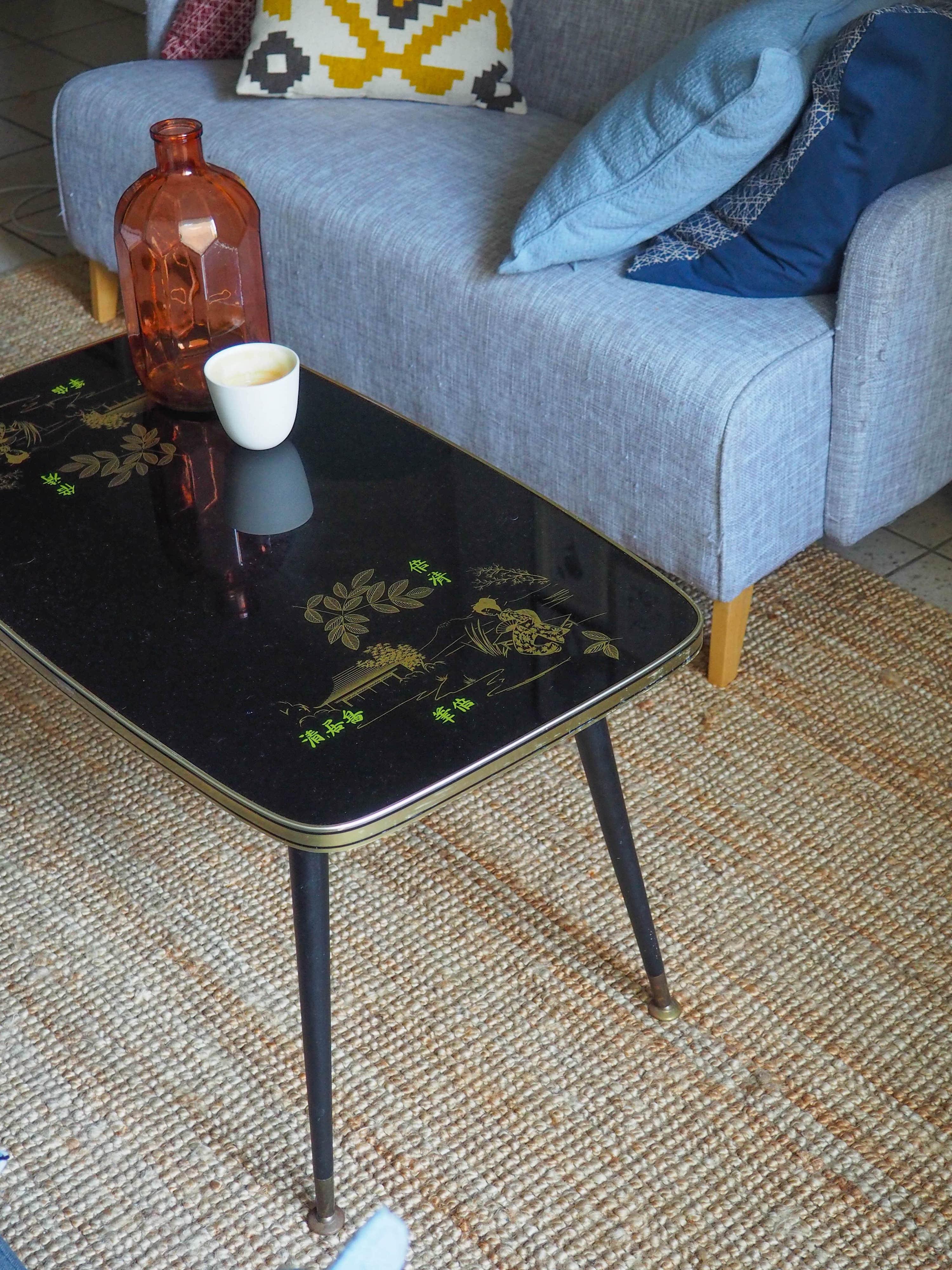 table-basse-laquée