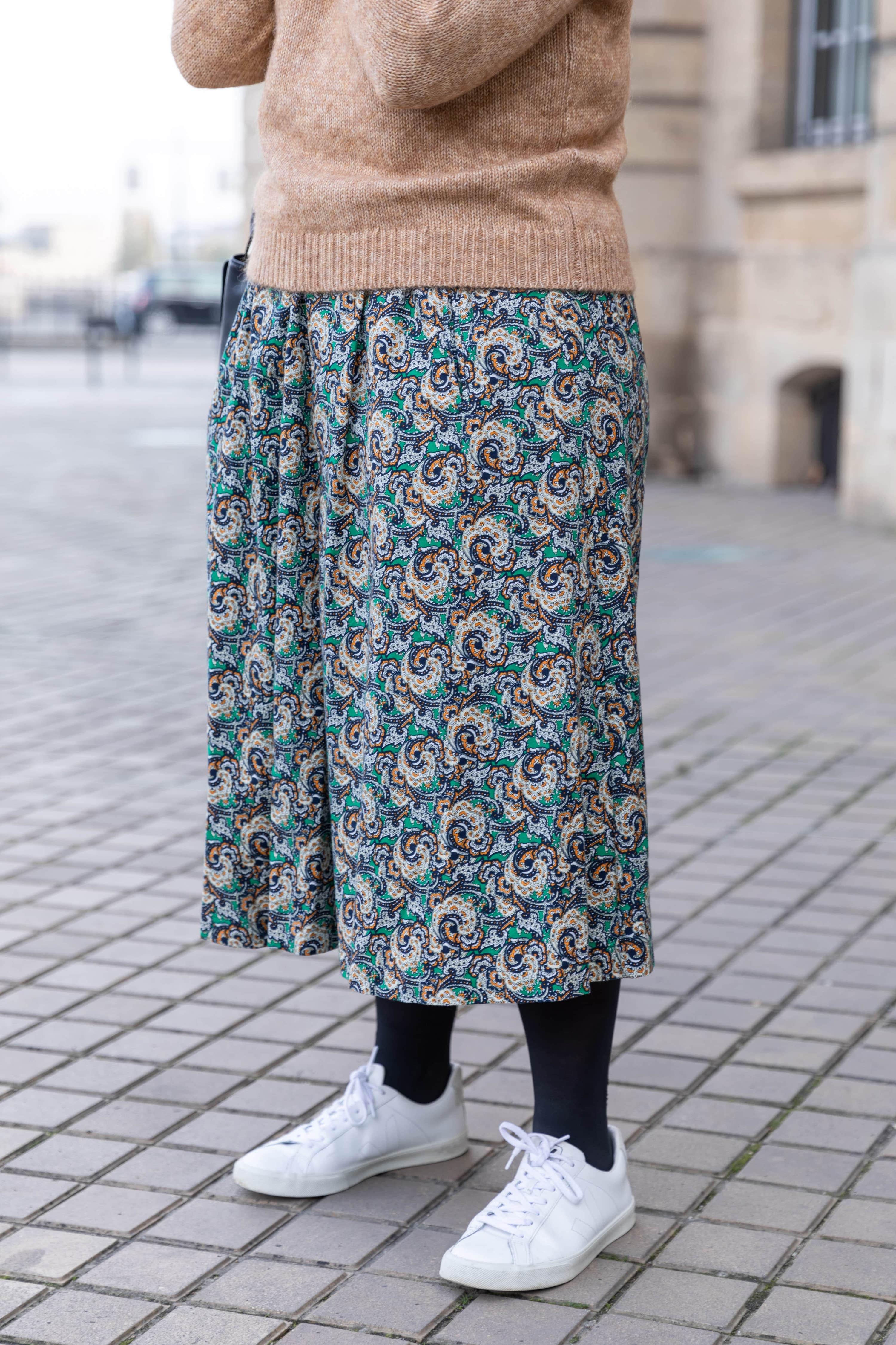 jupe-longue-imprimée-hiver