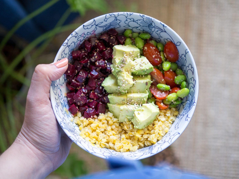bowl-vegetarien