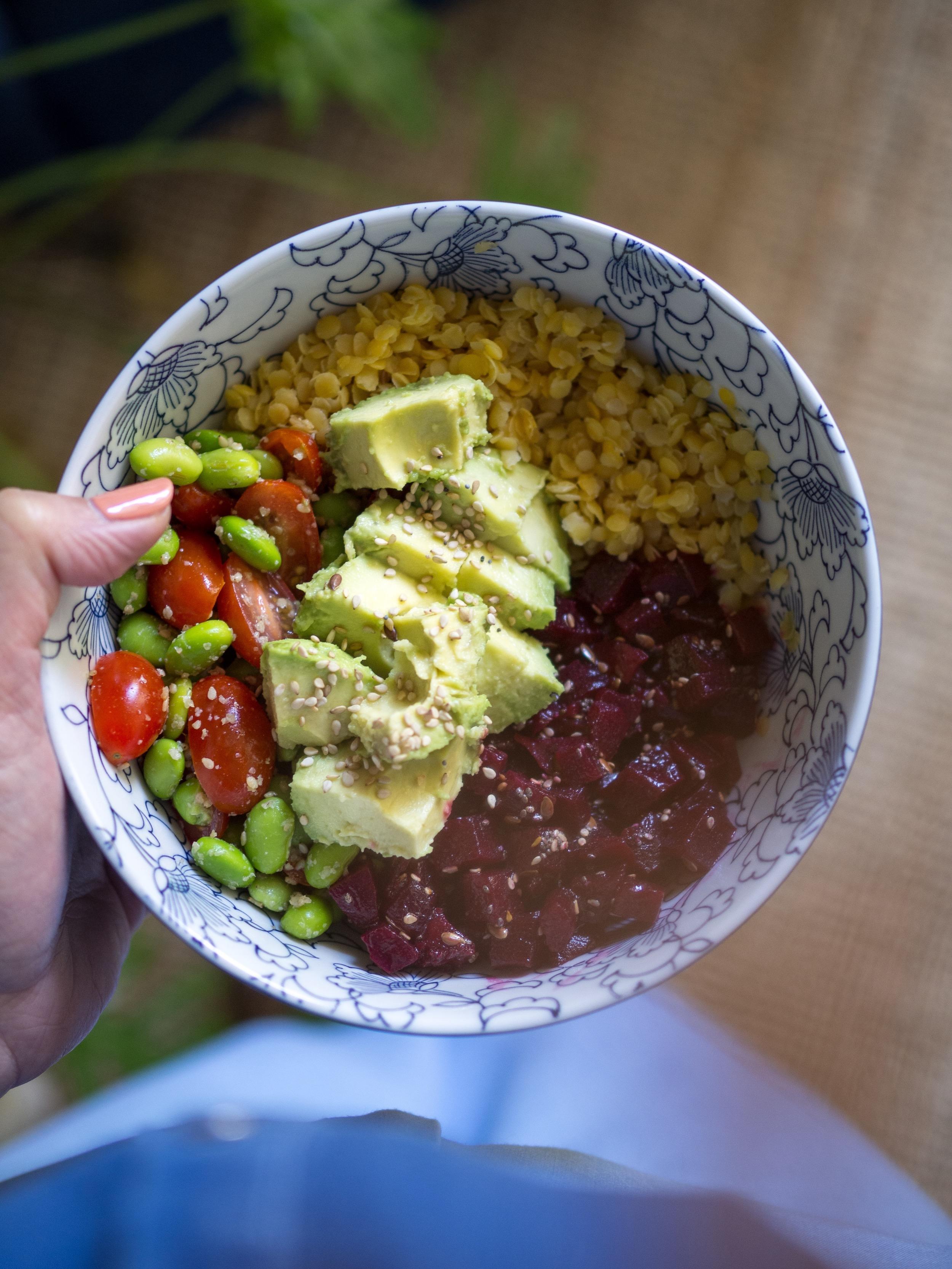 bowl-vegetarien-recette
