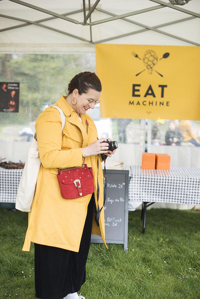7 blog mode rennes juliettekitsch bouffes rennaises avril 2019 déjeuner des robinsons EAT MACHINE moulin de saint grégoire