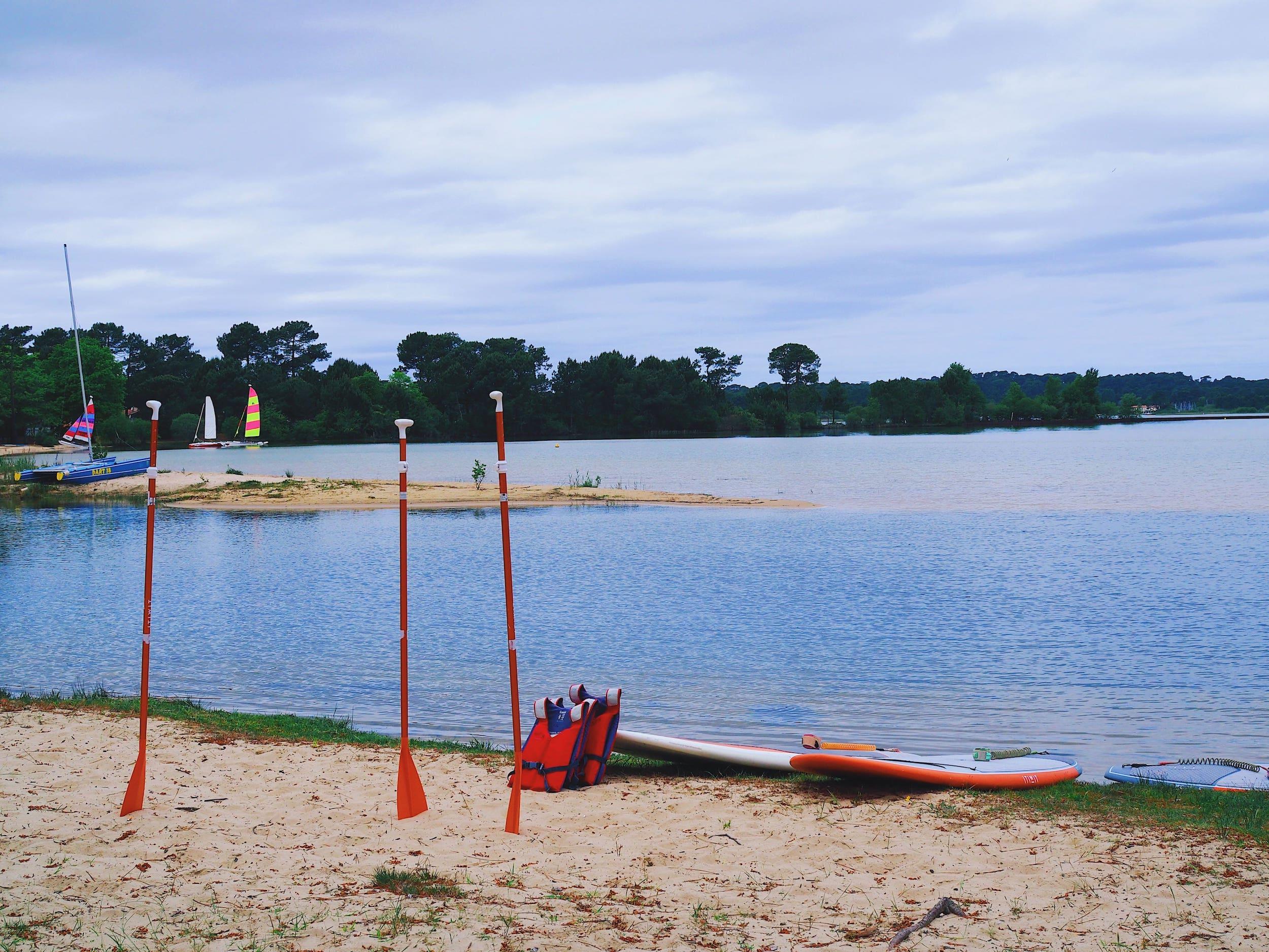 paddle-lac-sanguinet