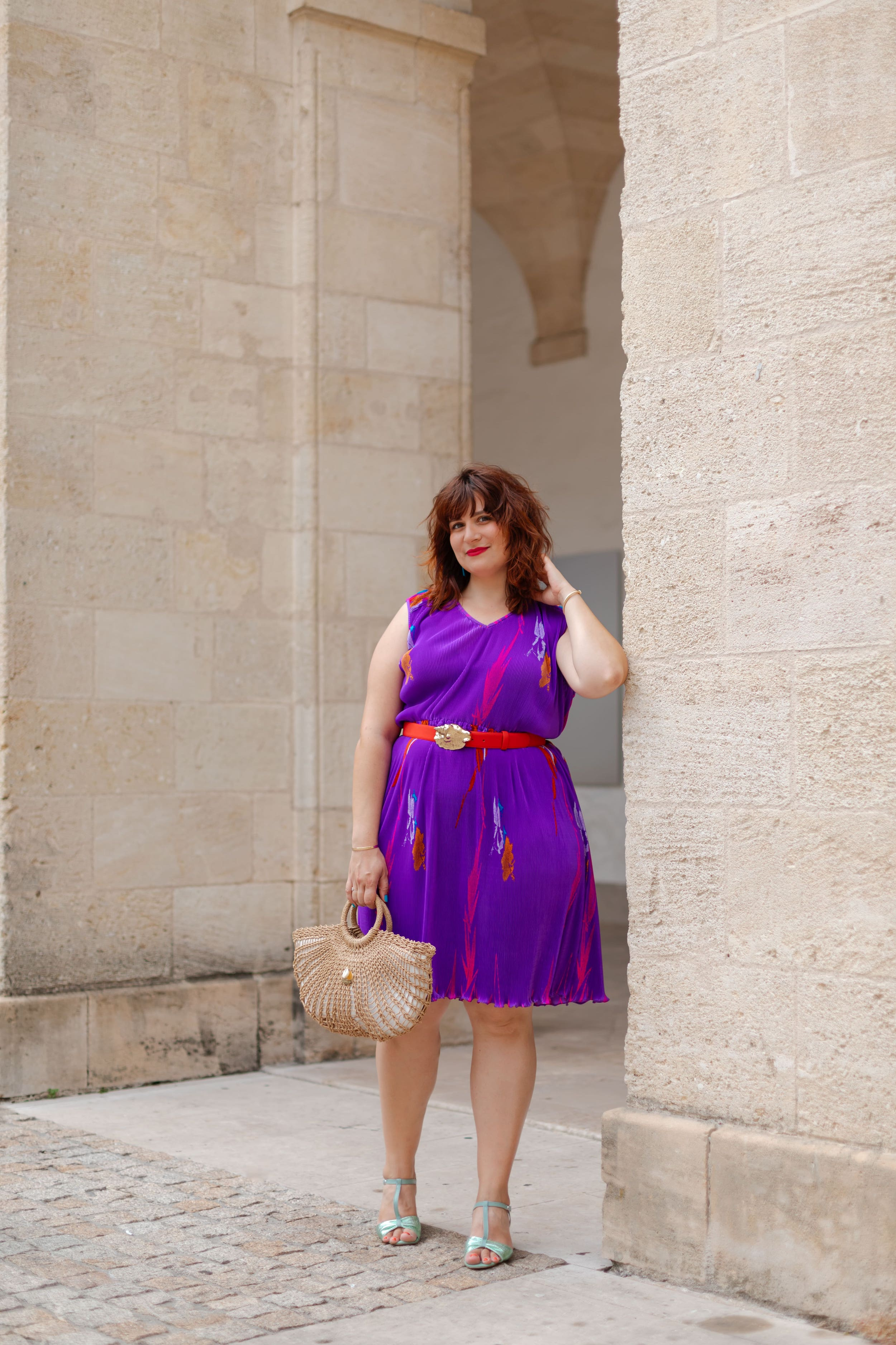 look-robe-violette